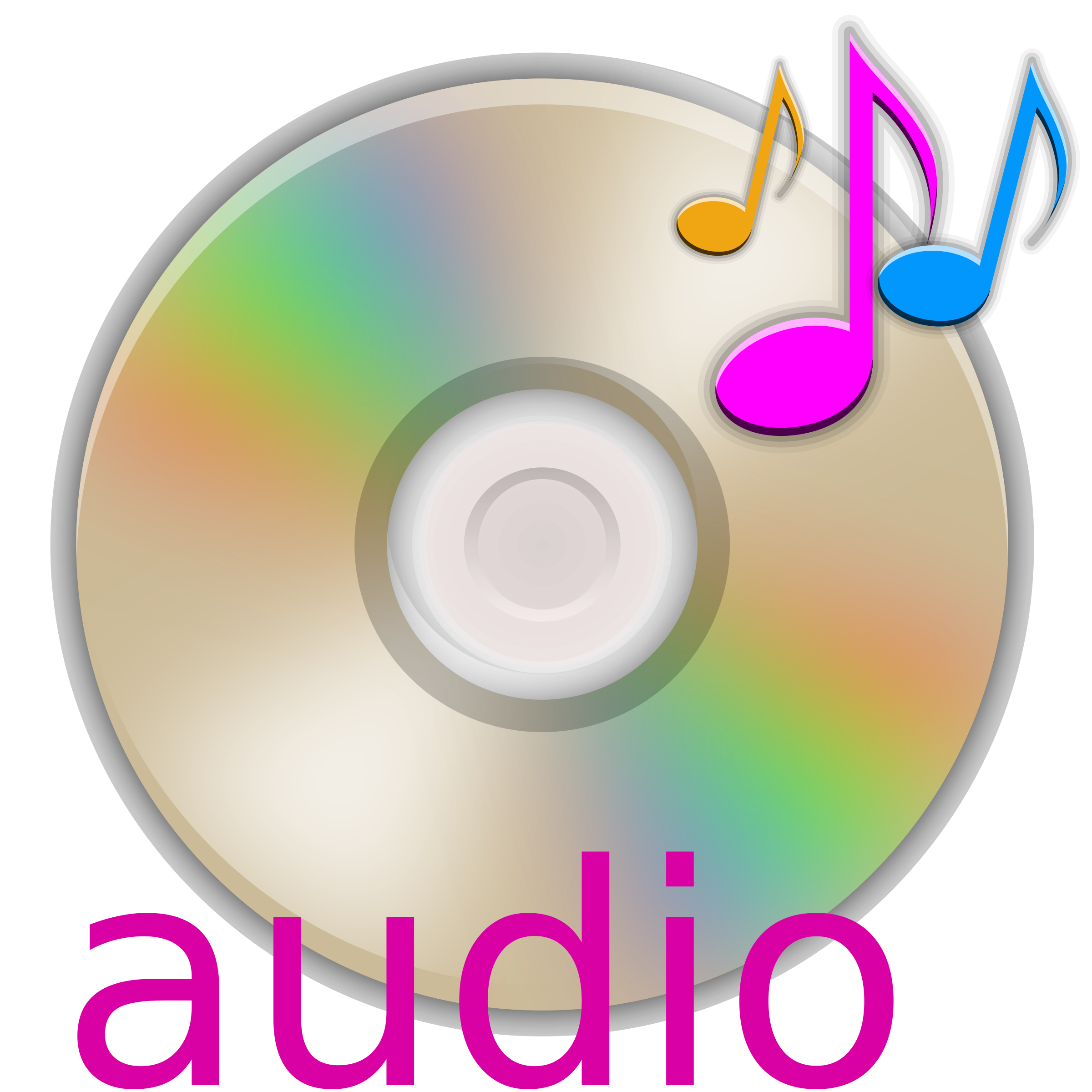 clipart audio cd rh openclipart org
