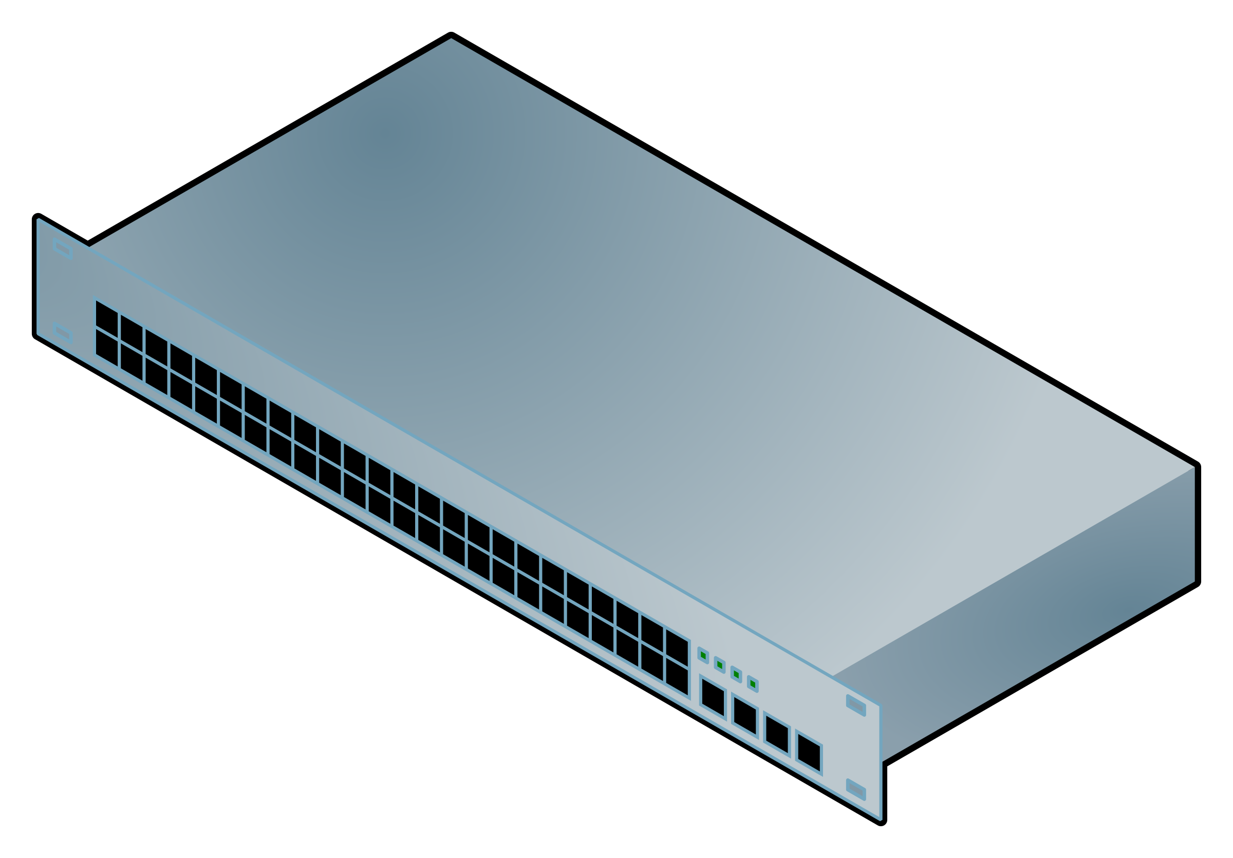 Dell Powerconnect 6248 Switch by Lalitpatanpur