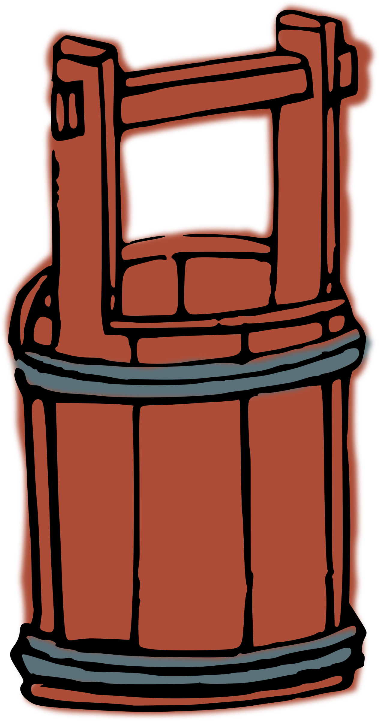 Wooden bucket by hansendo