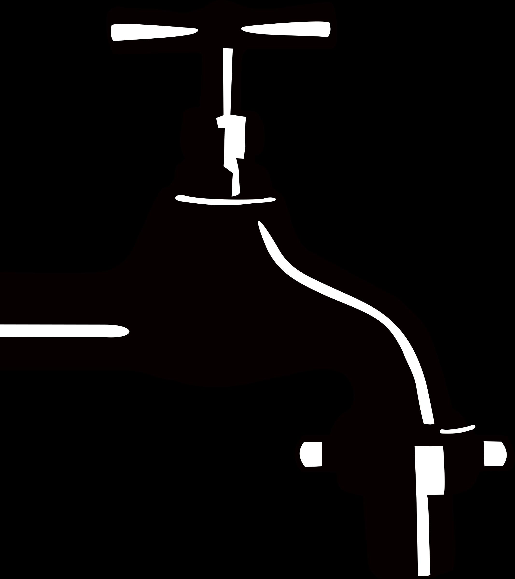 Clipart - Faucet