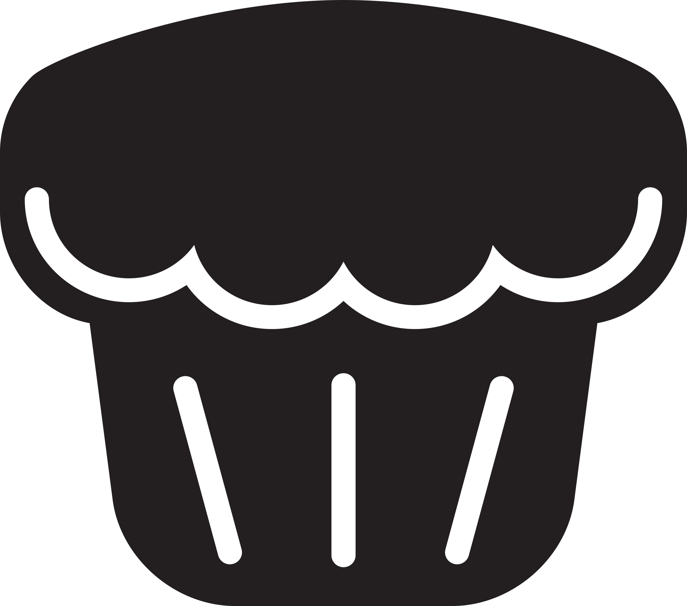 Kitchen Icon - Muffin by StudioFibonacci