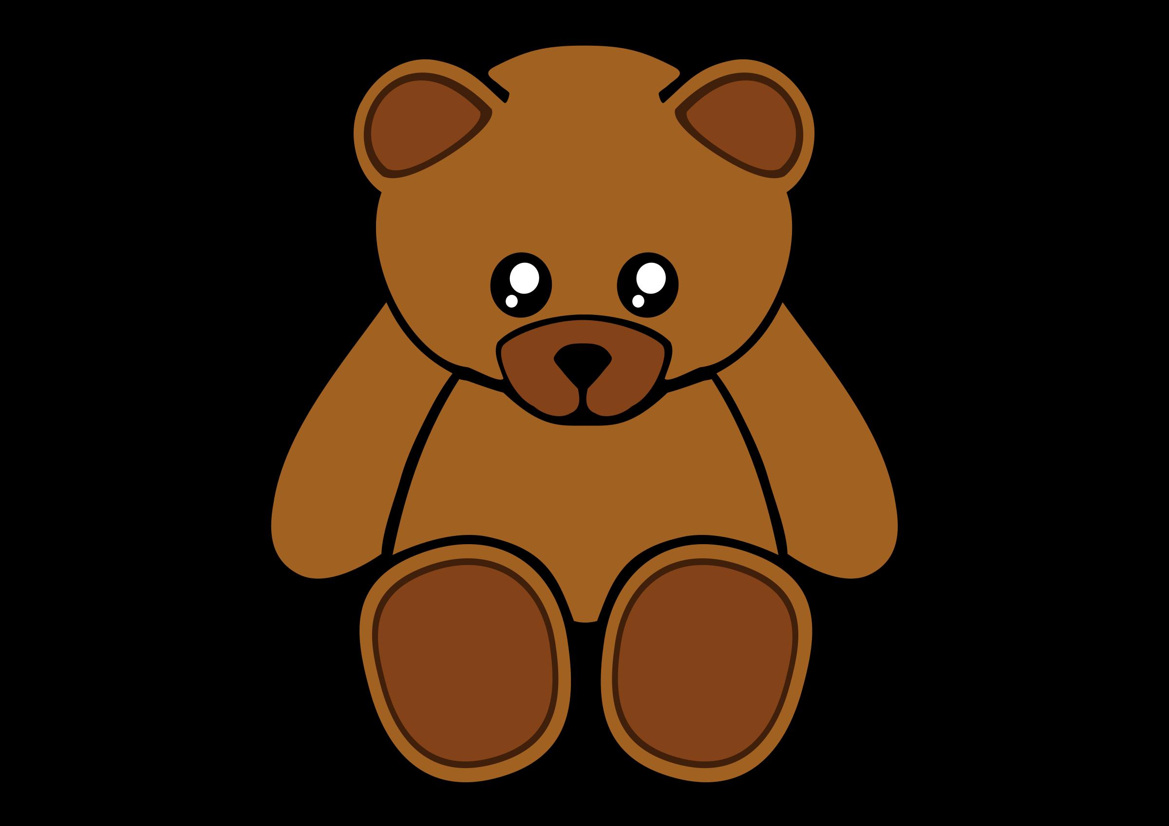 teddy bear clip art pinterest - photo #40