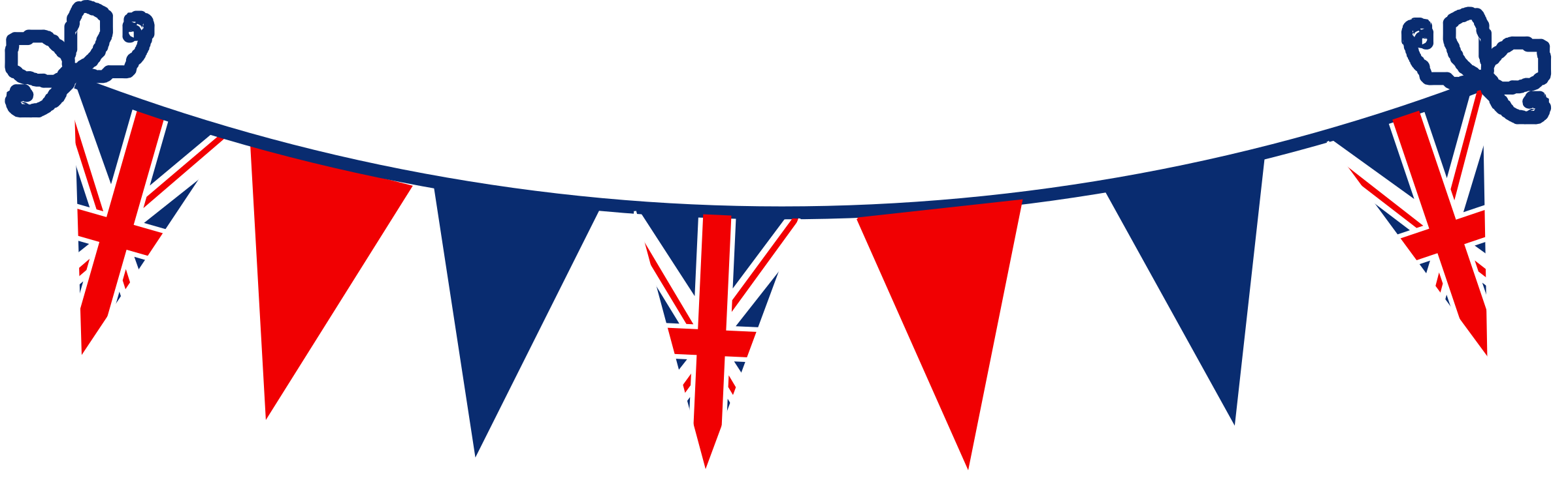 Jubilee bunting by mr_johnnyp