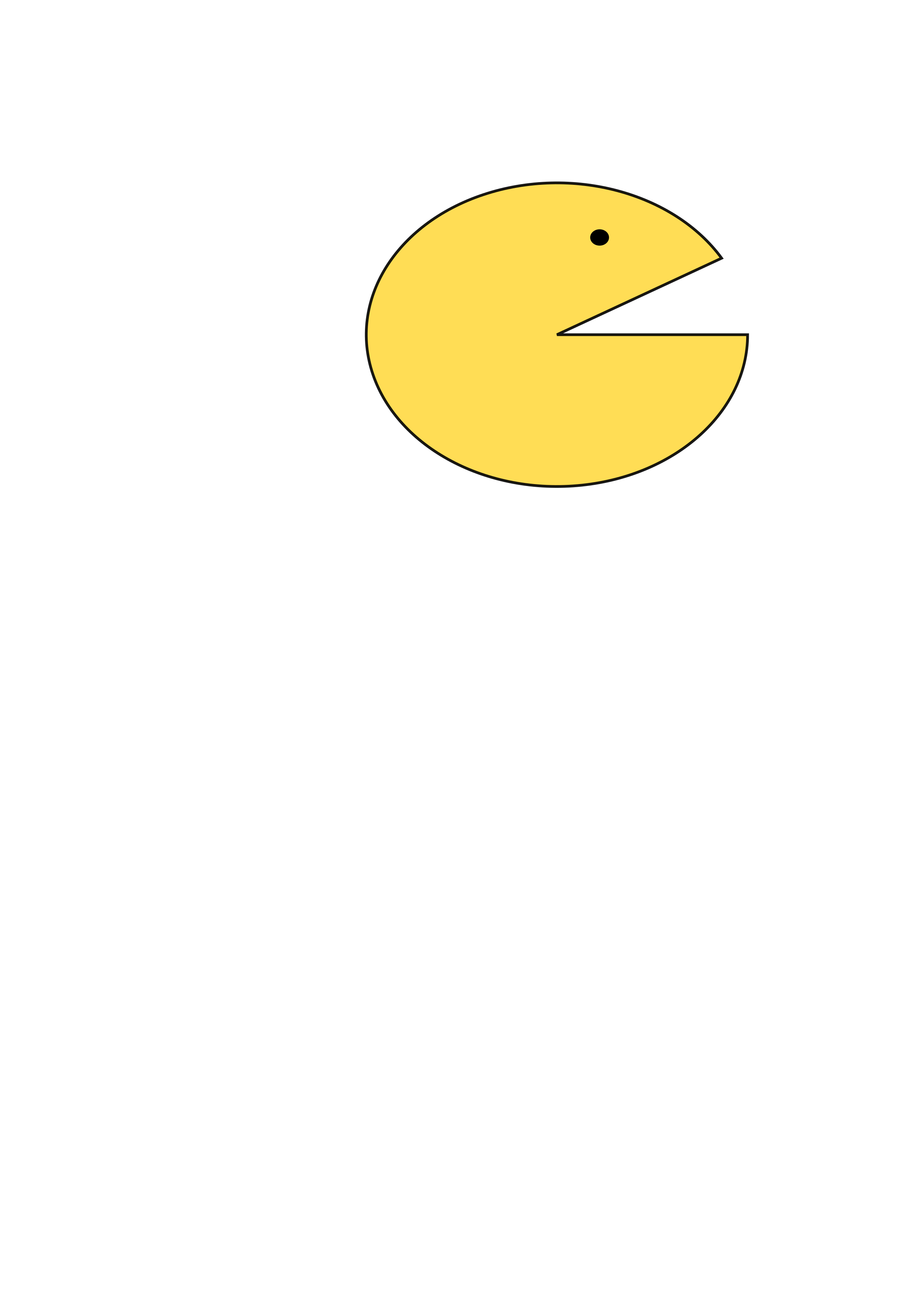 pac-man by junglebee