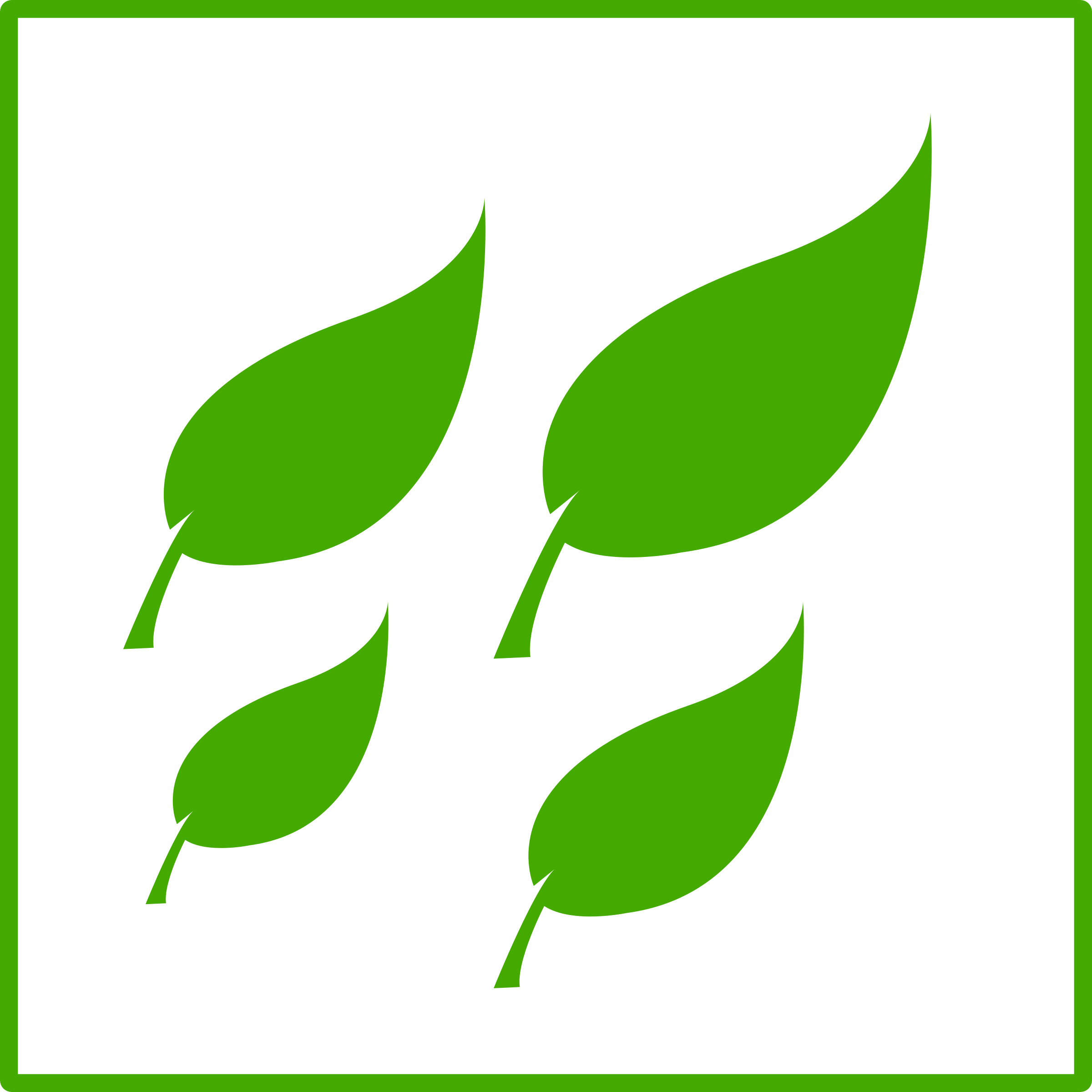 eco green leaves icon by dominiquechappard