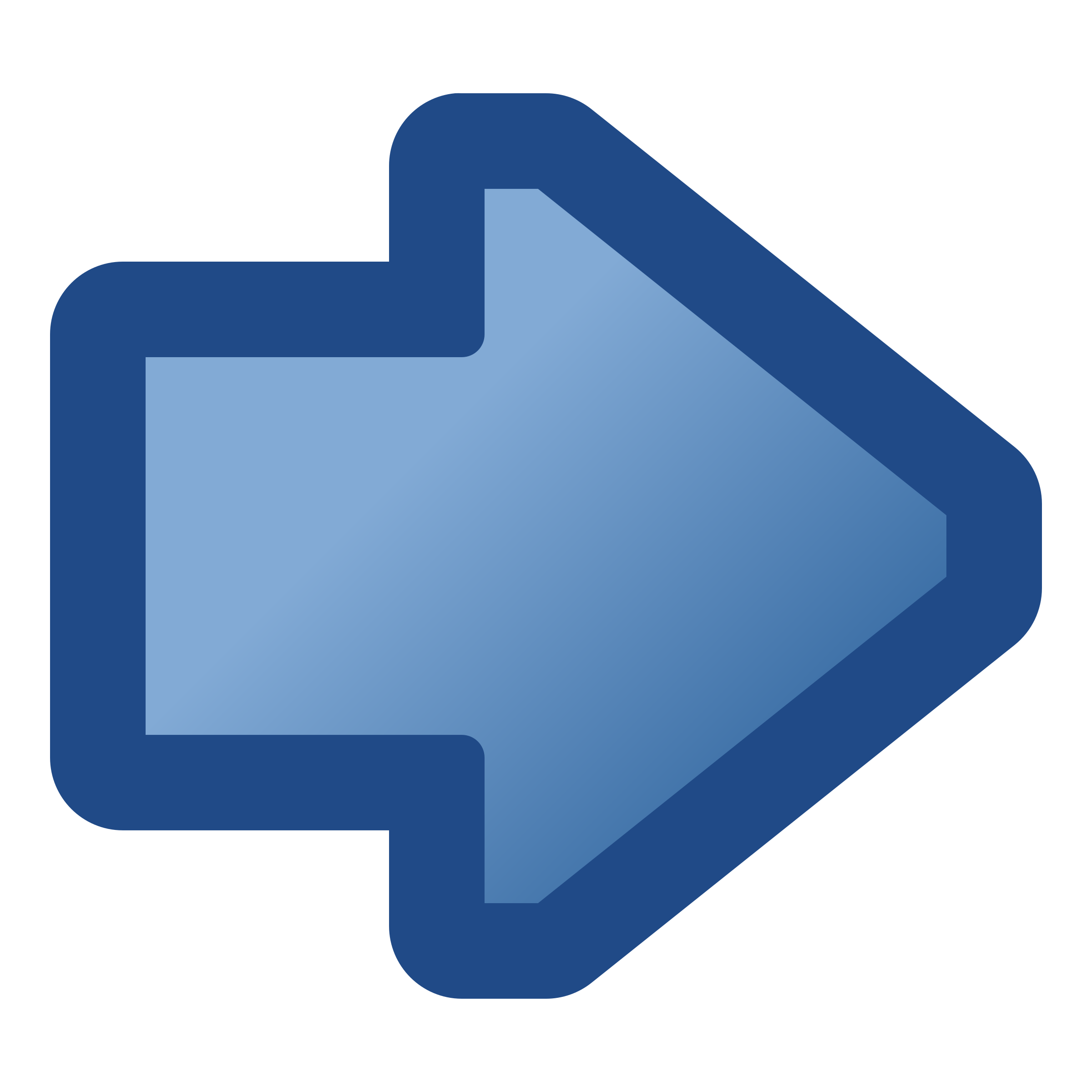 icon_arrow_right_blue by jean_victor_balin