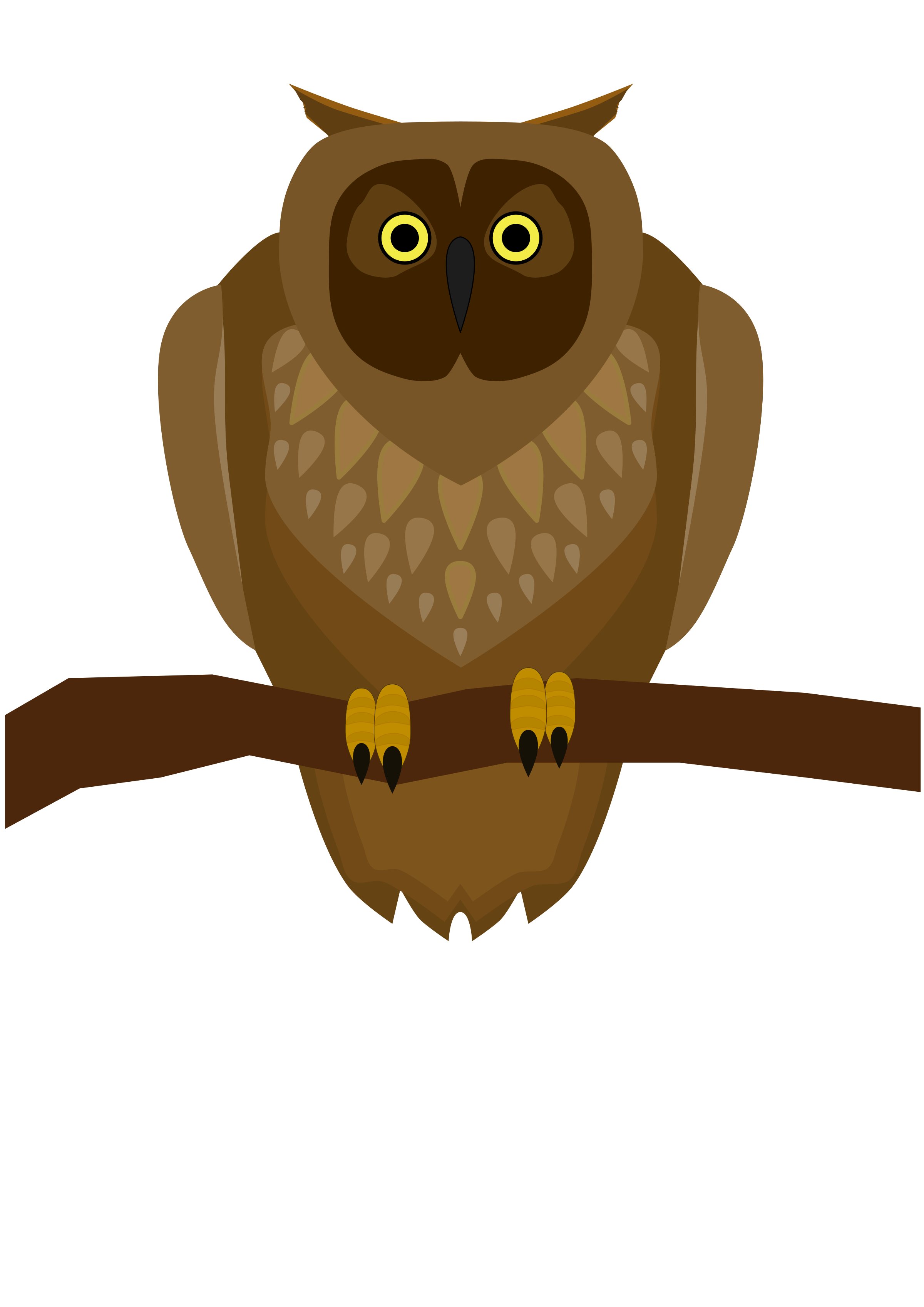 Clipart Owl Png
