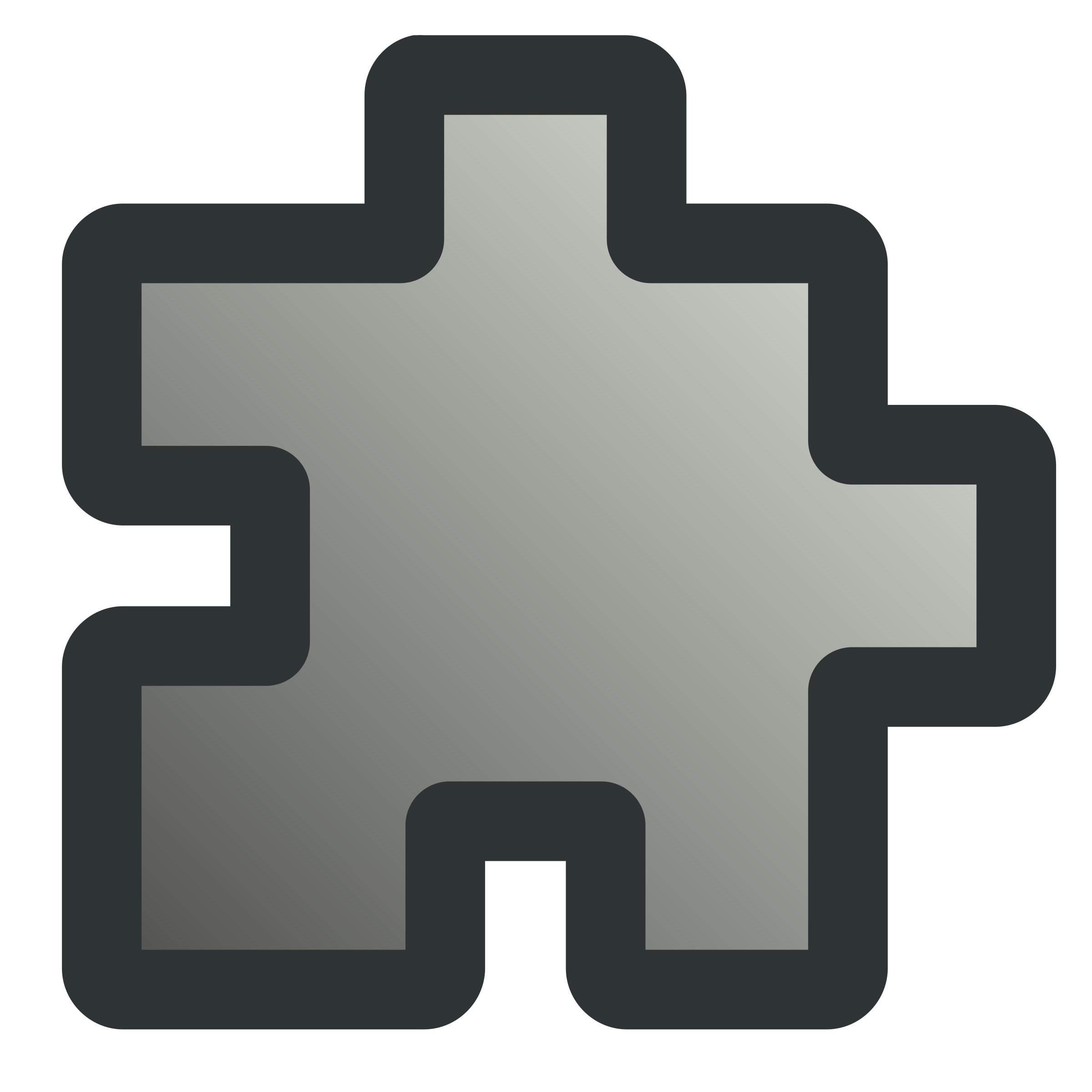 icon_puzzle_grey by jean_victor_balin