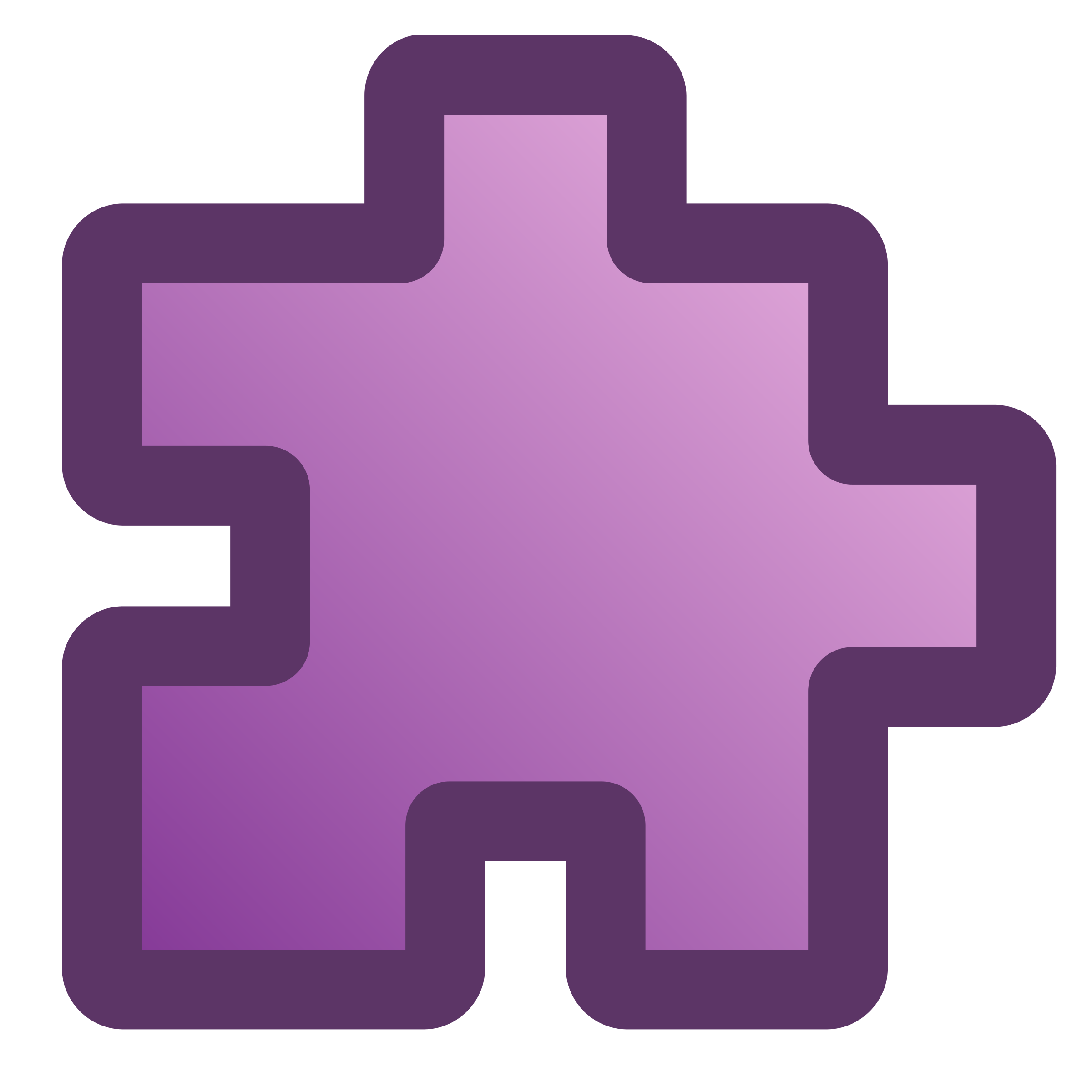 icon-puzzle-purple by jean_victor_balin