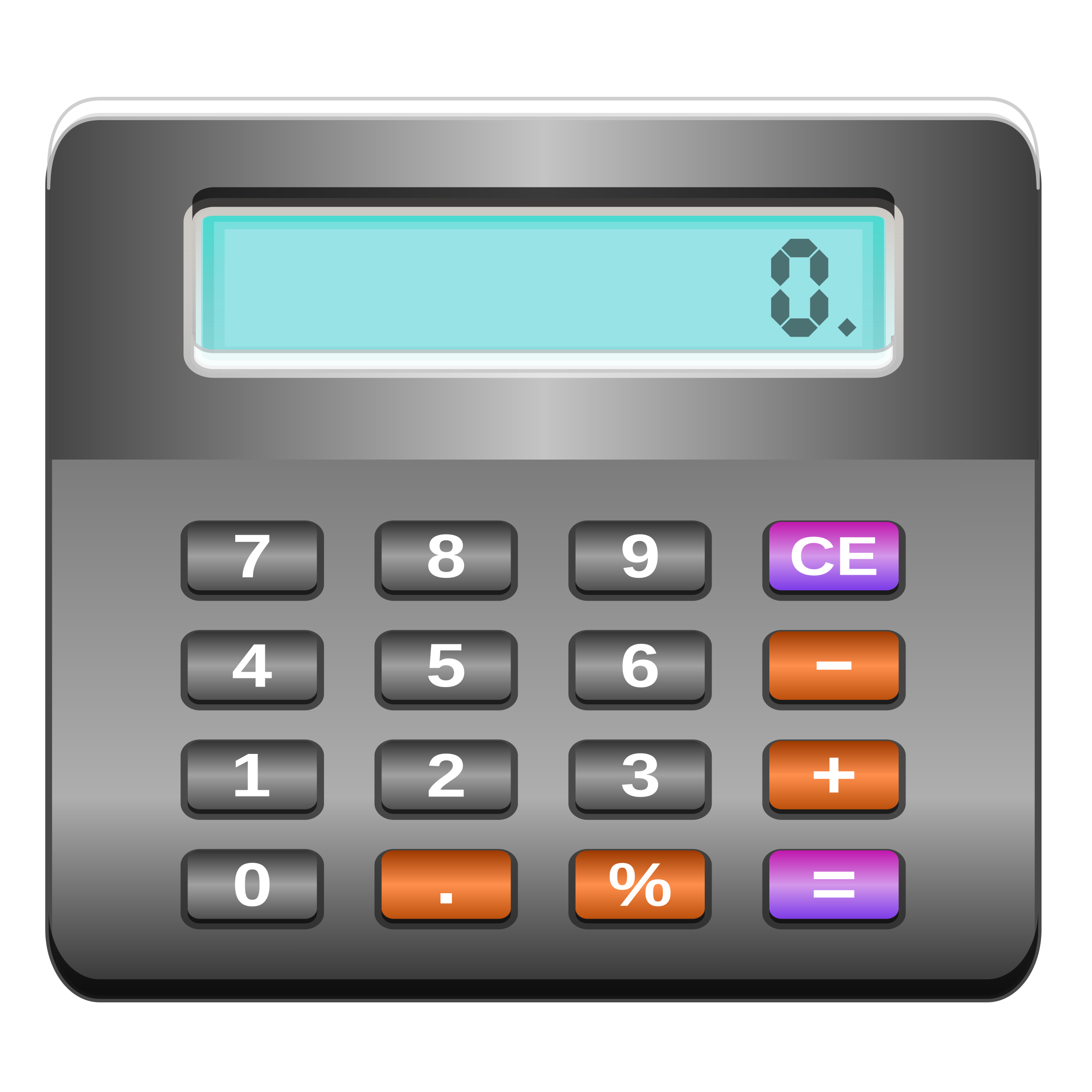 Calculator by ilnanny