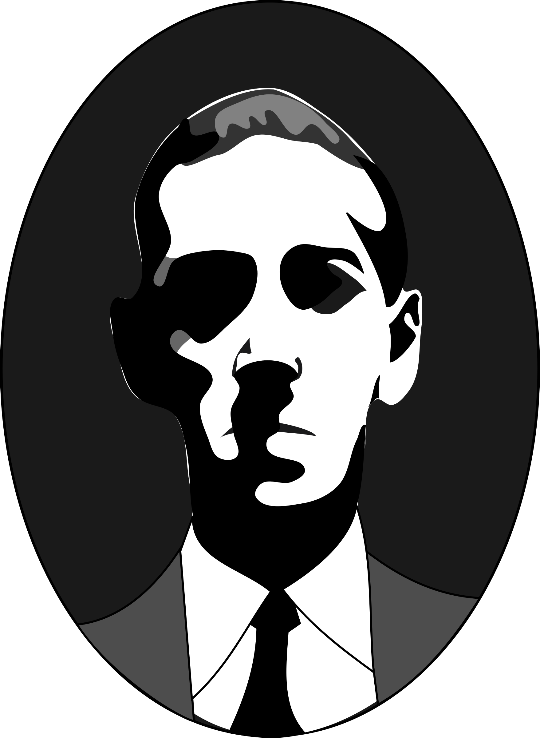 lovecraft by stilg4r