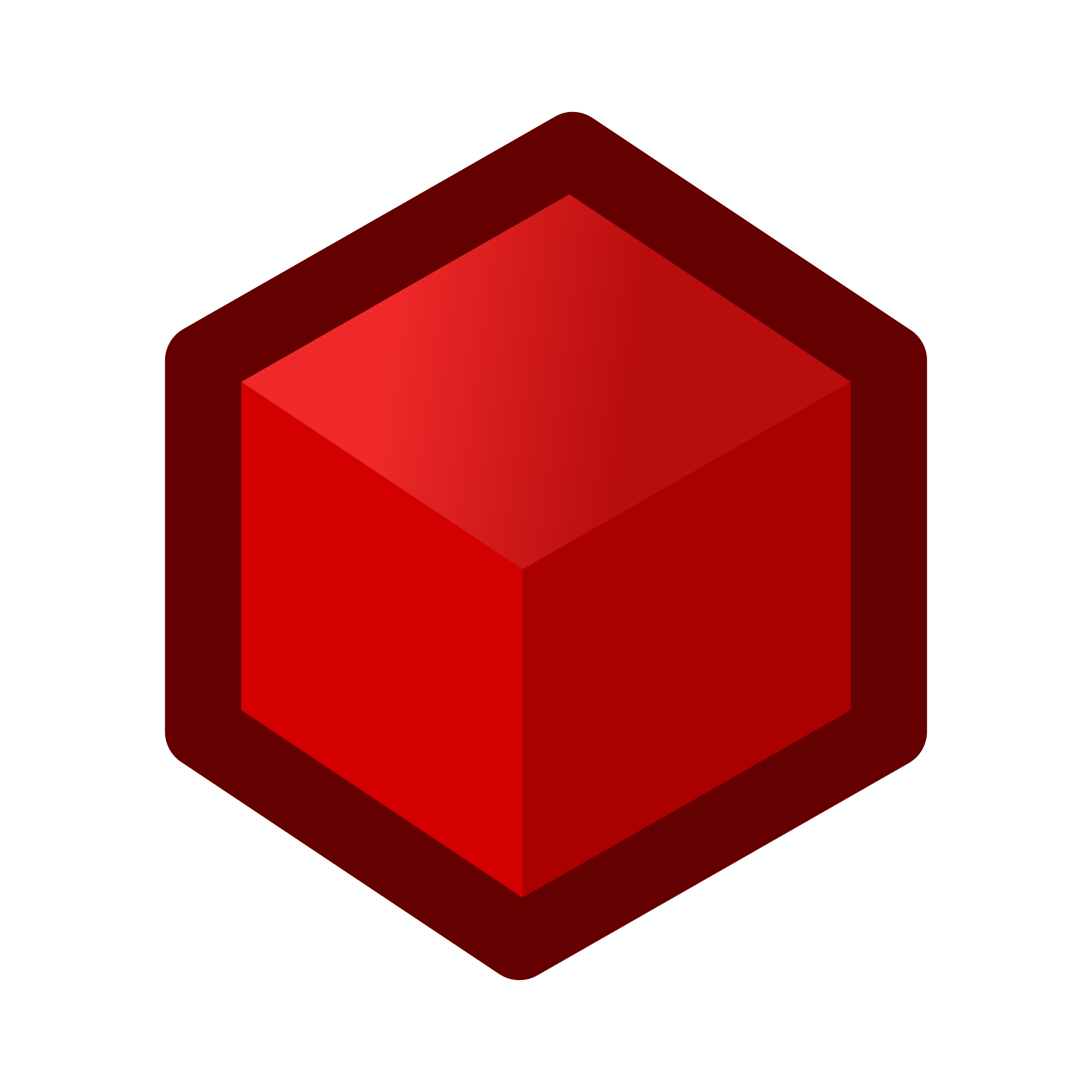 icon-cube-red by jean_victor_balin