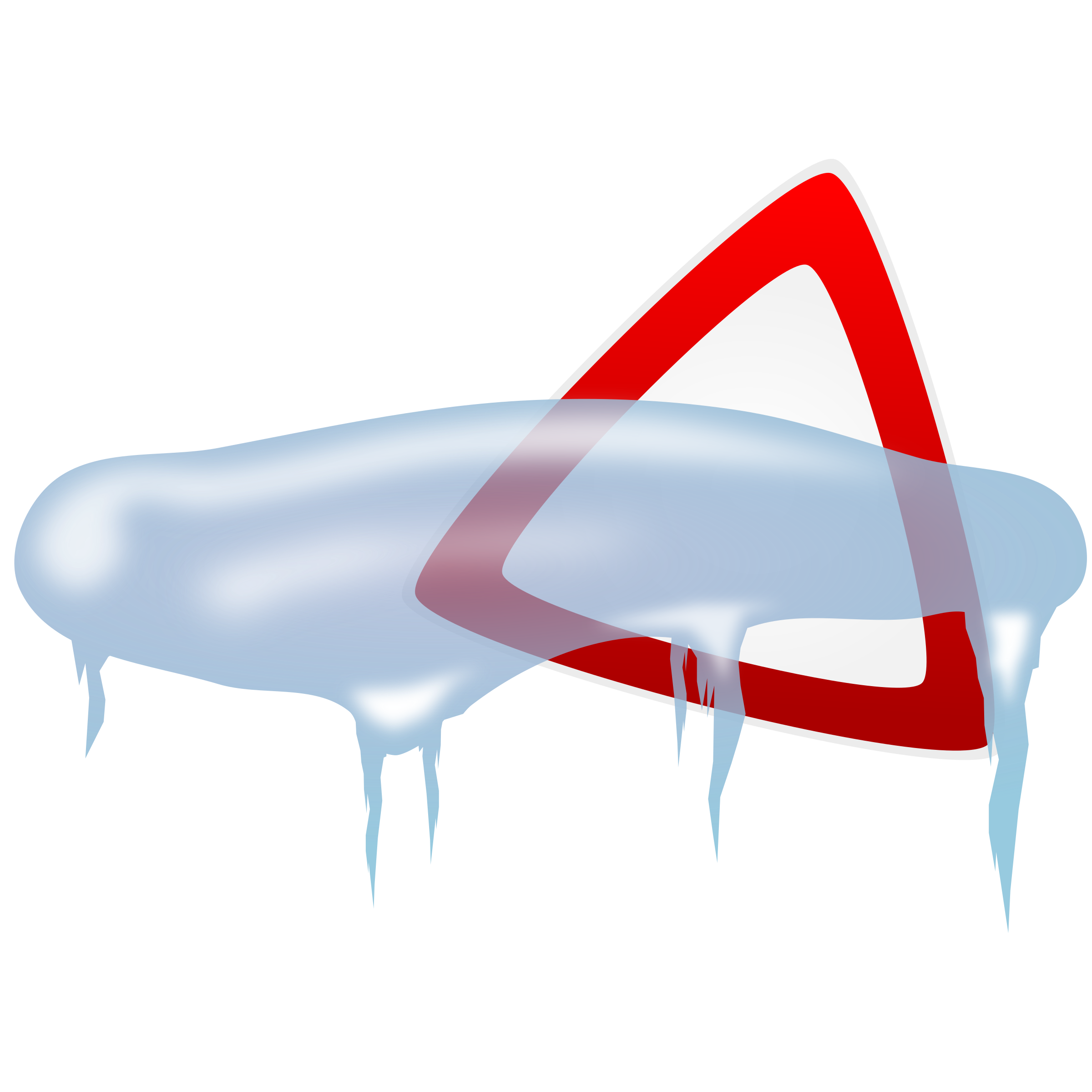 weather icon - frost by gnokii