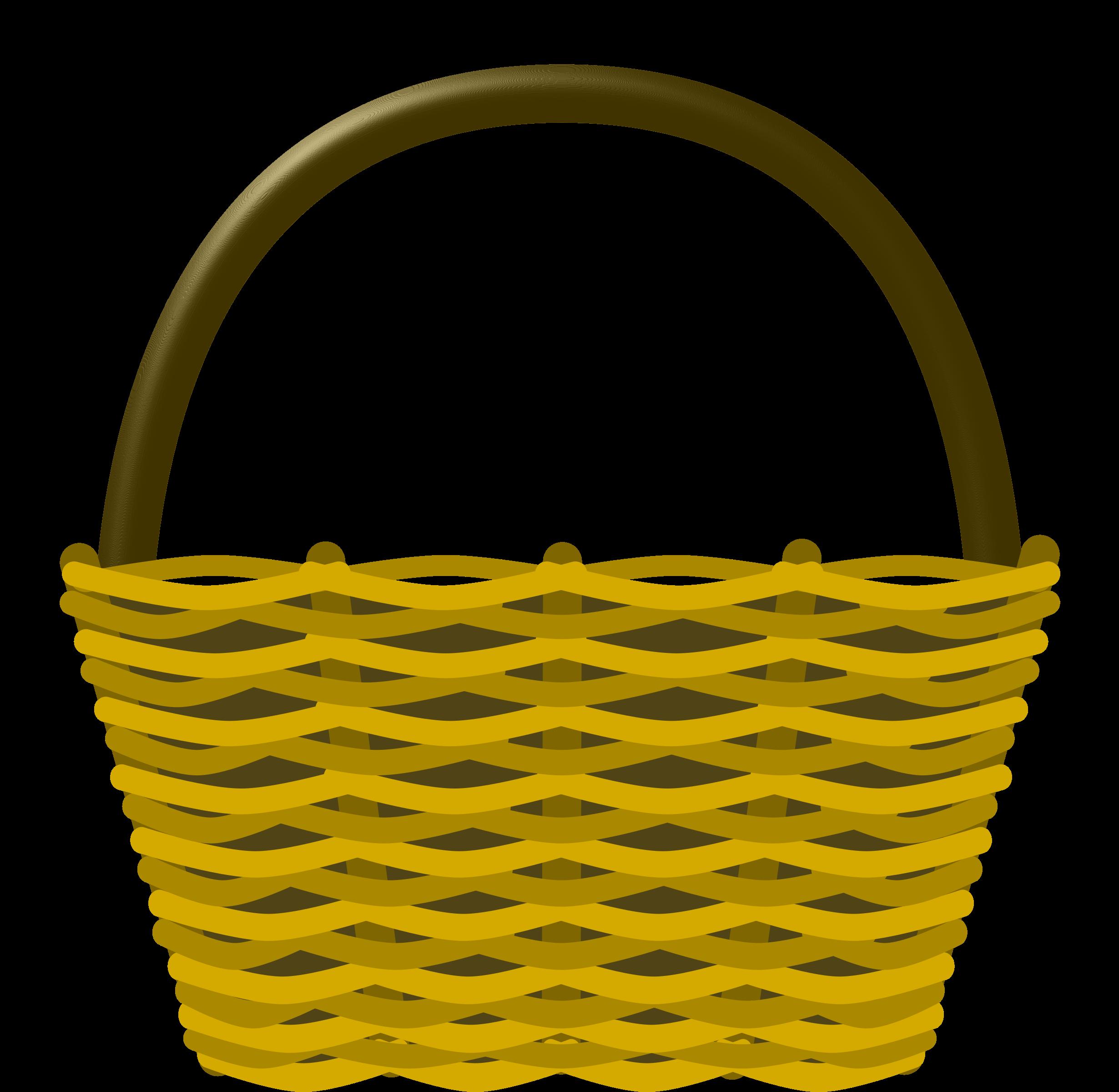Clipart cesta basket for Clipart basket