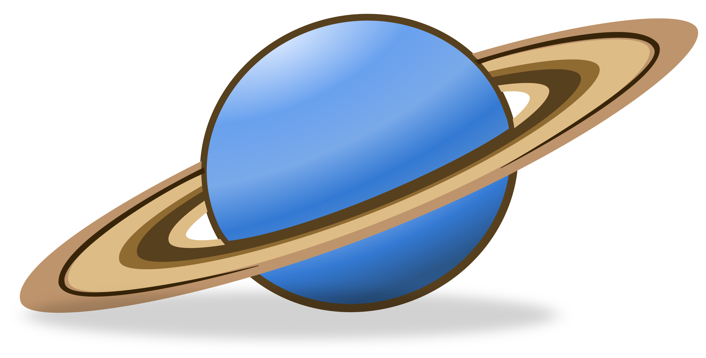 Saturn Icon by ghosthand