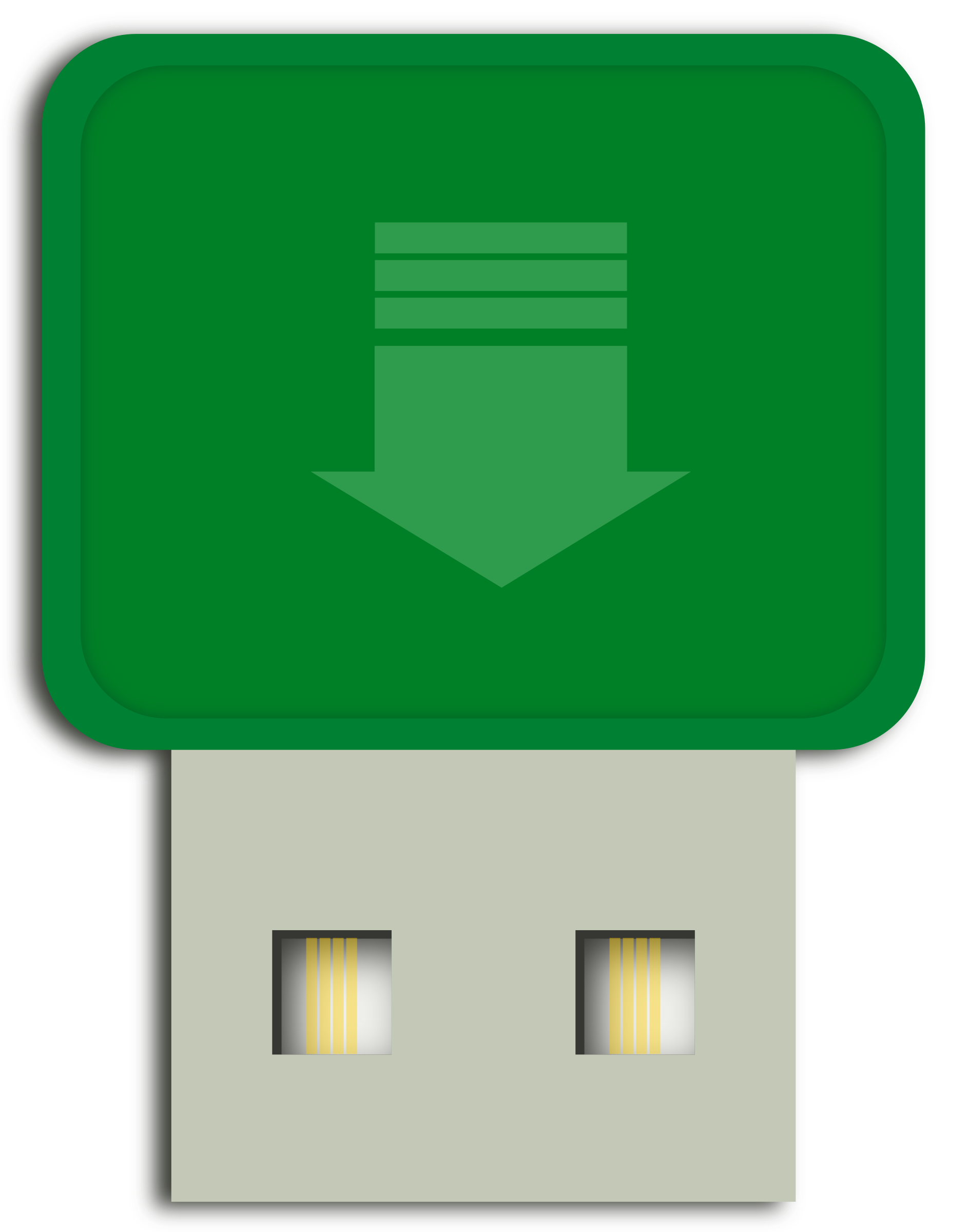 Flash drive mini by gsagri04