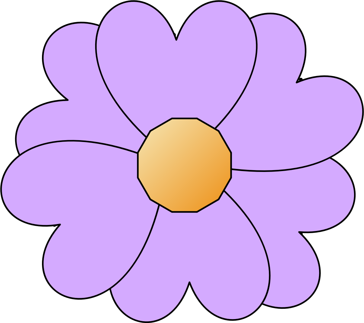 simple-purple-flower by angelsonhigh