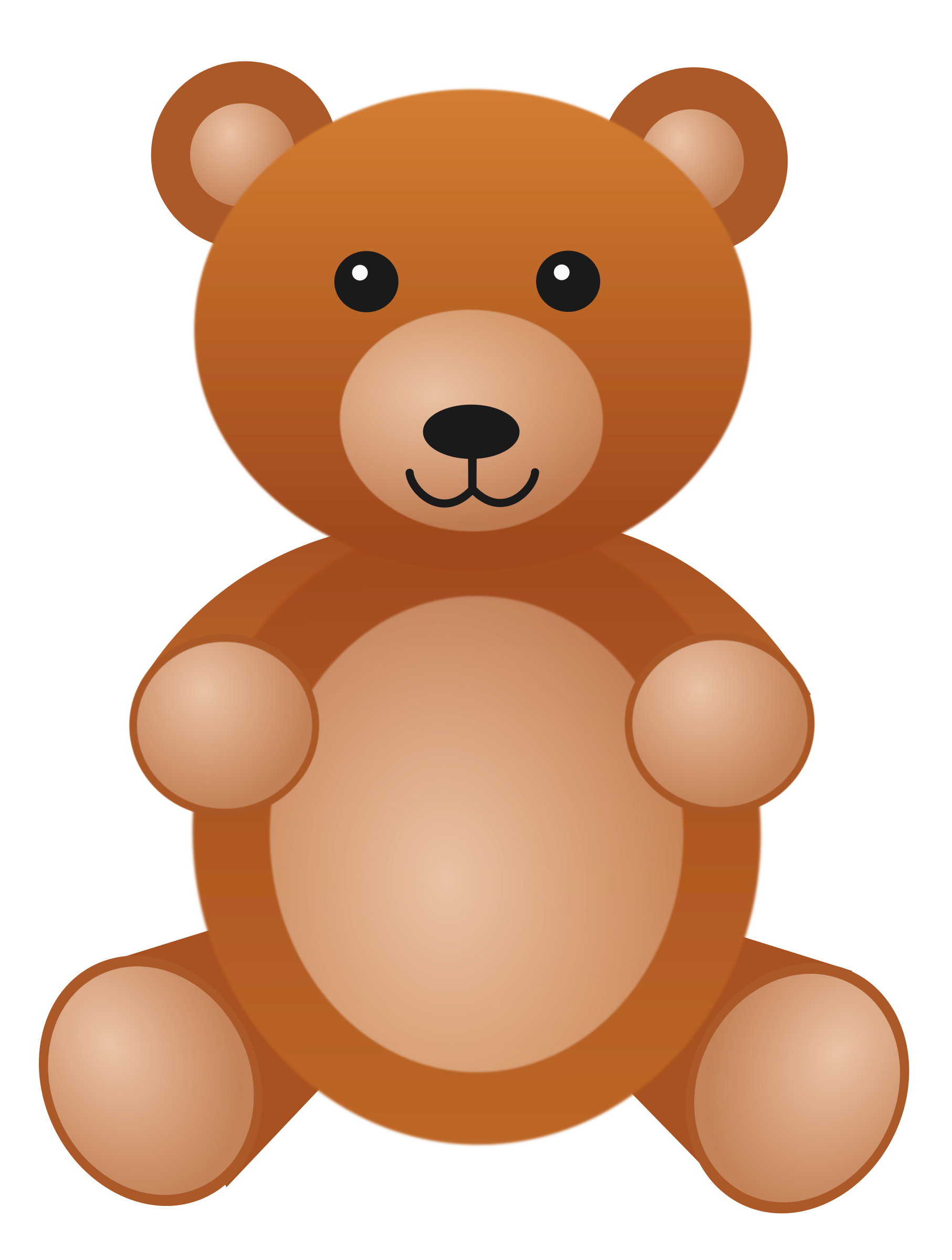 Teddybear by marauder