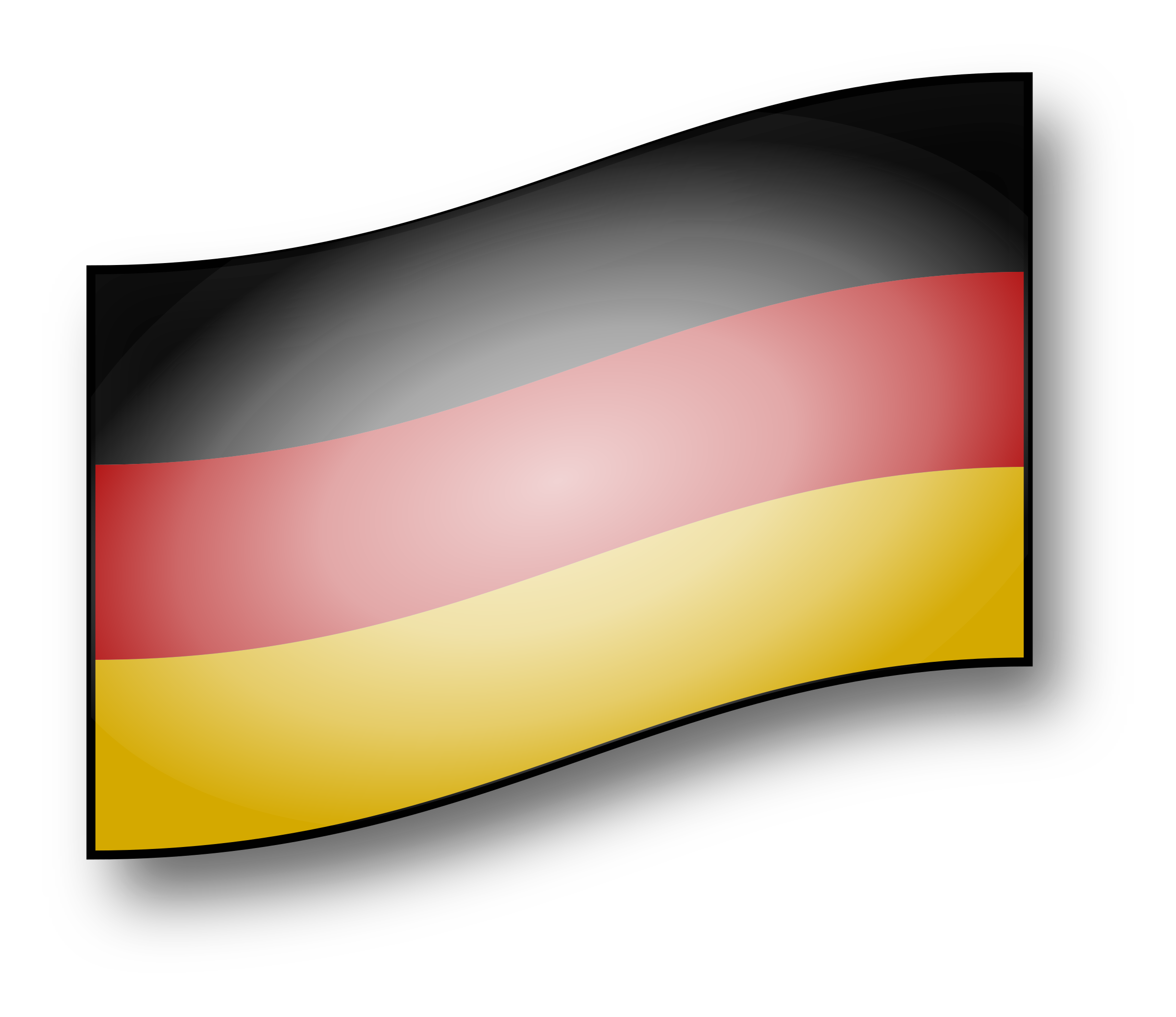 clickable Germany flag by GMcGlinn