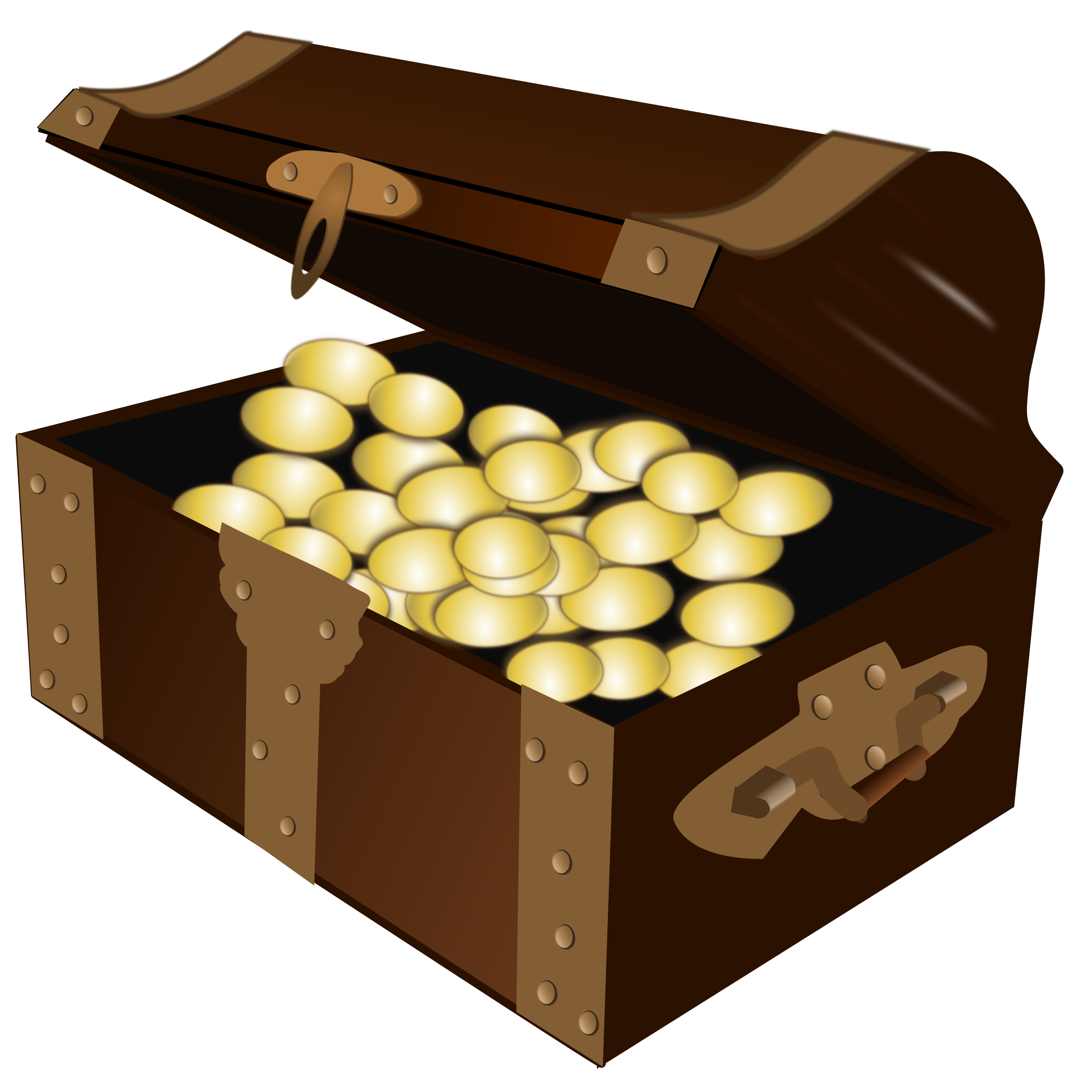 Treasure Chest by wjase