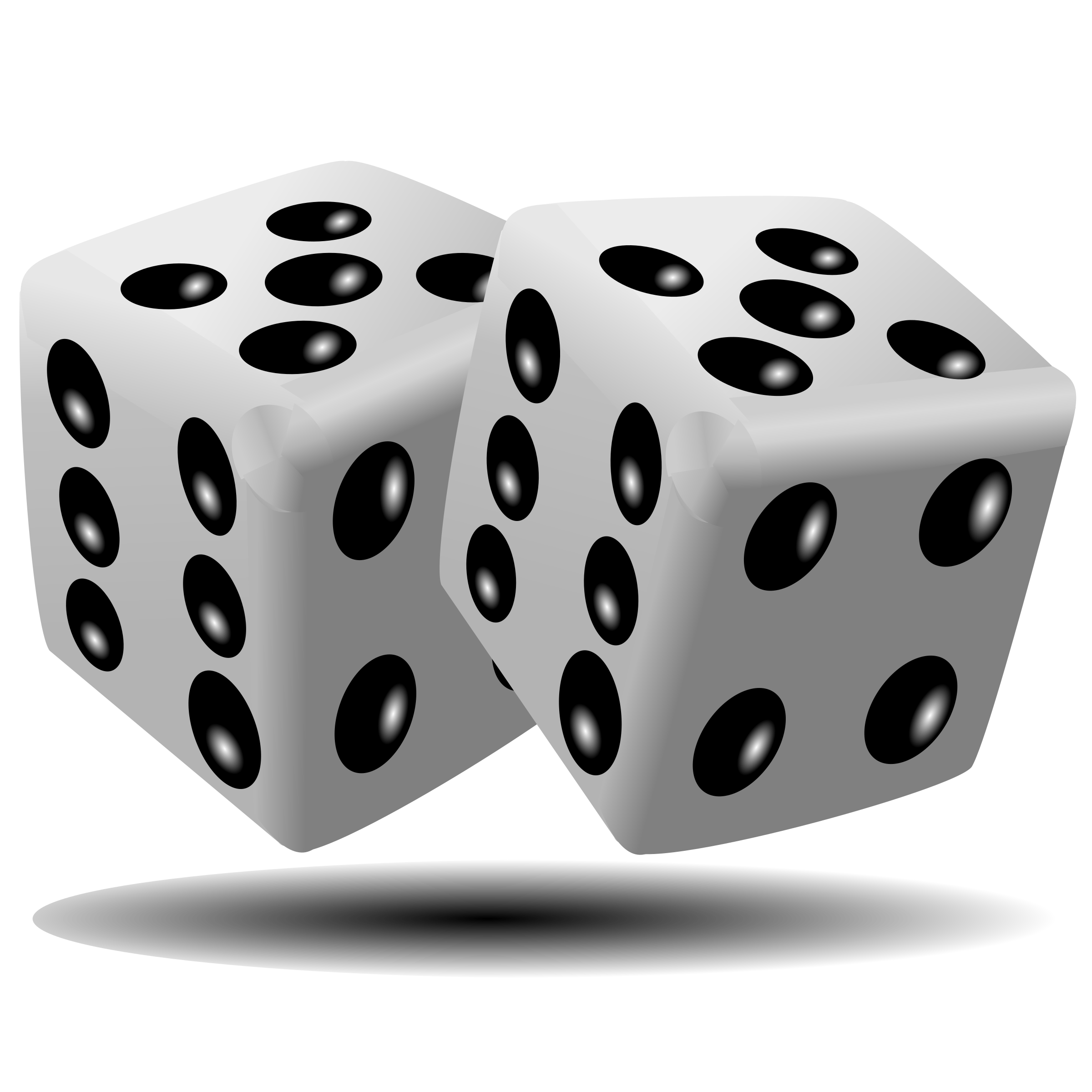 Pair of dice by wjase