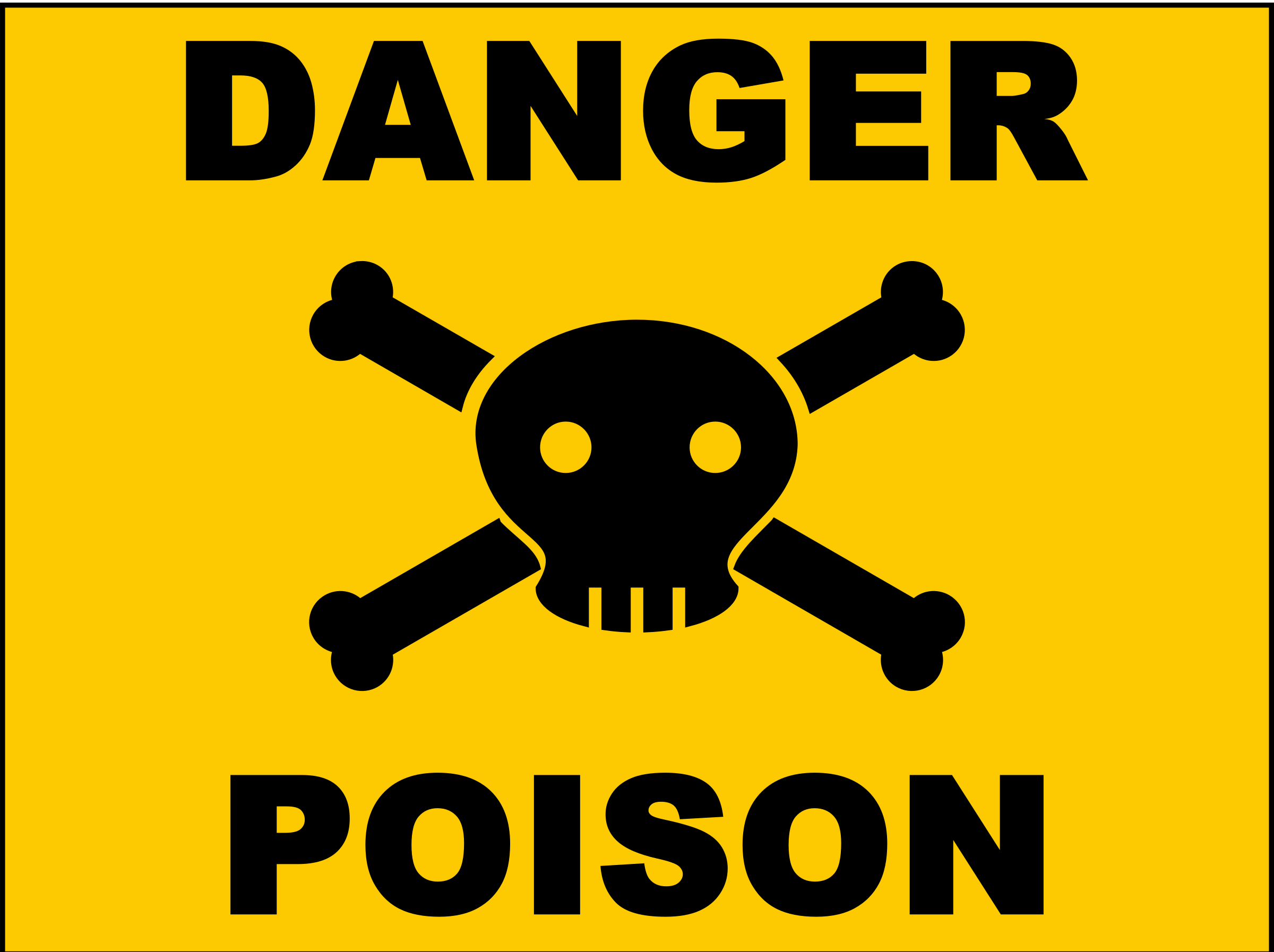 Poison Sign by SOlvera