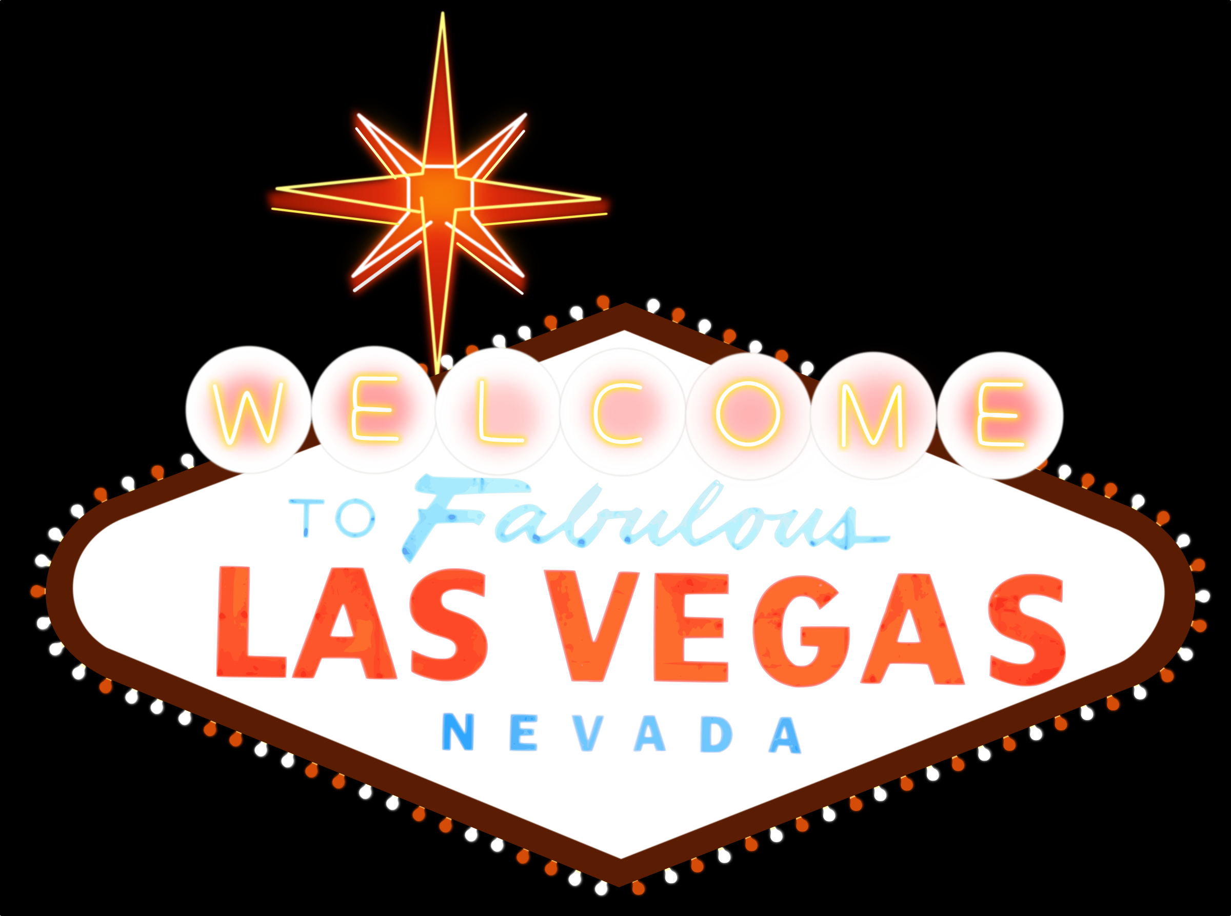 Las Vegas Sign by qurps