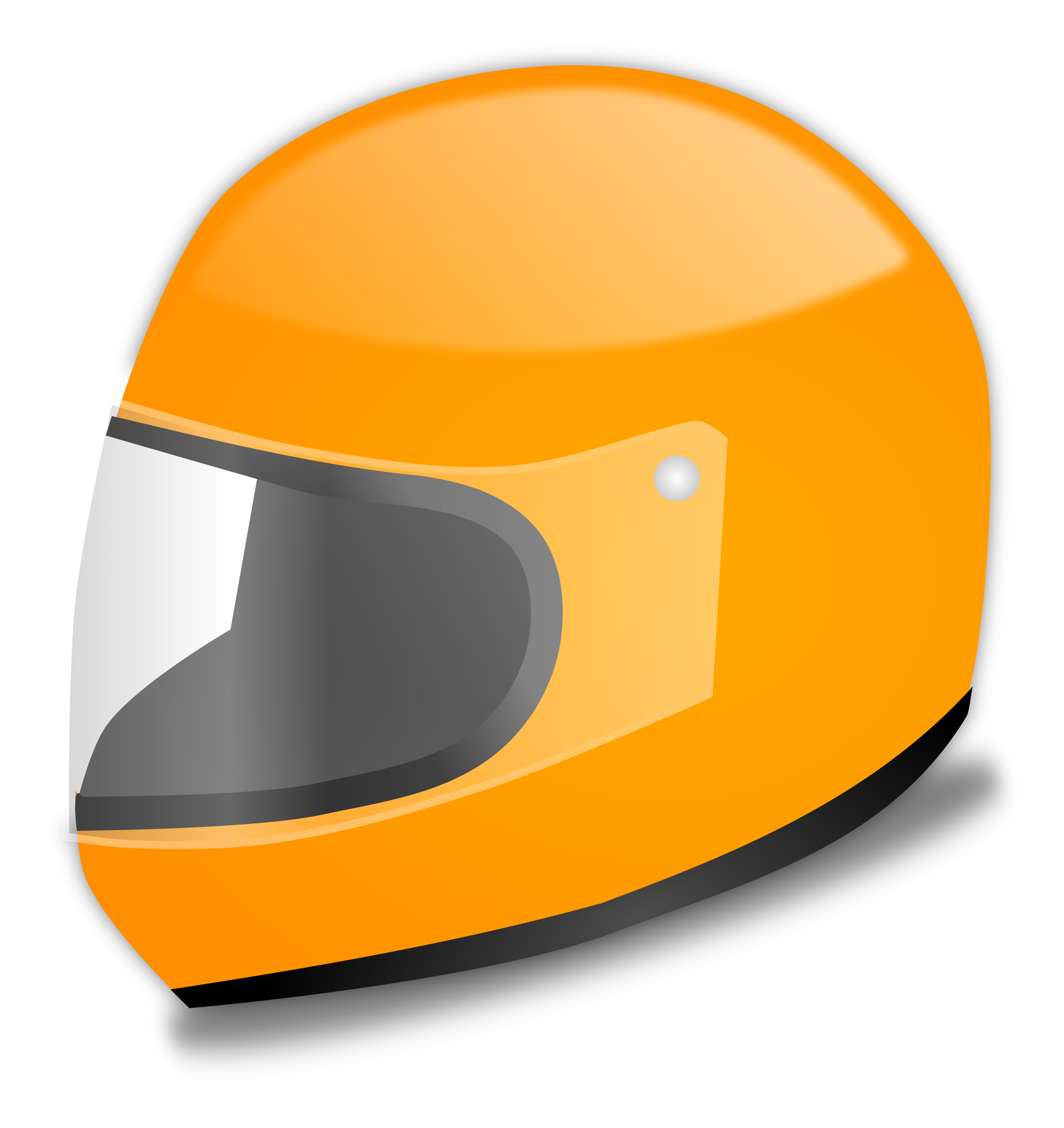 Racing Helmet by gnokii