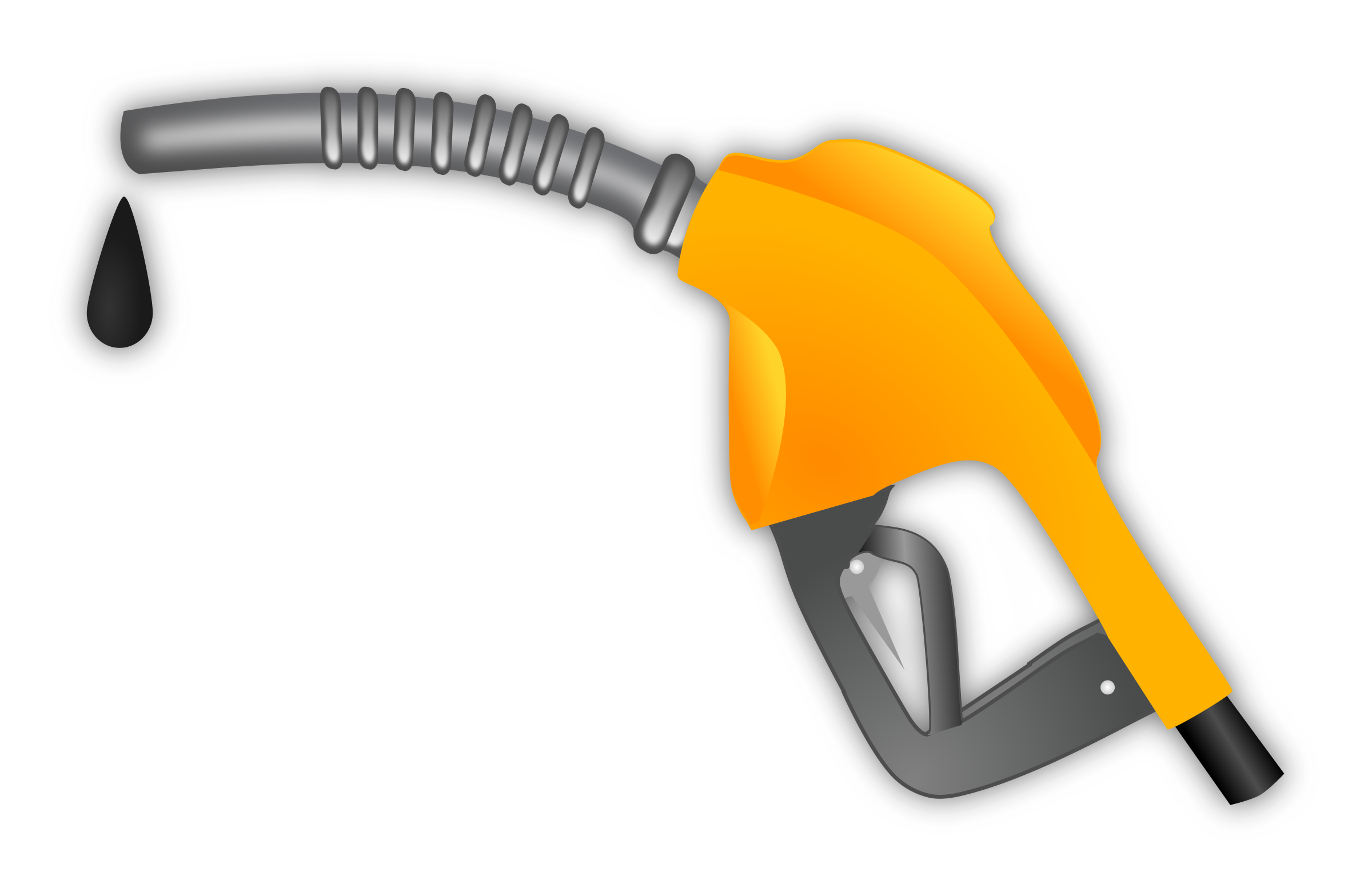 BIG IMAGE (PNG): openclipart.org/detail/172014/gas-pump-nozzle-by-gnokii-172014