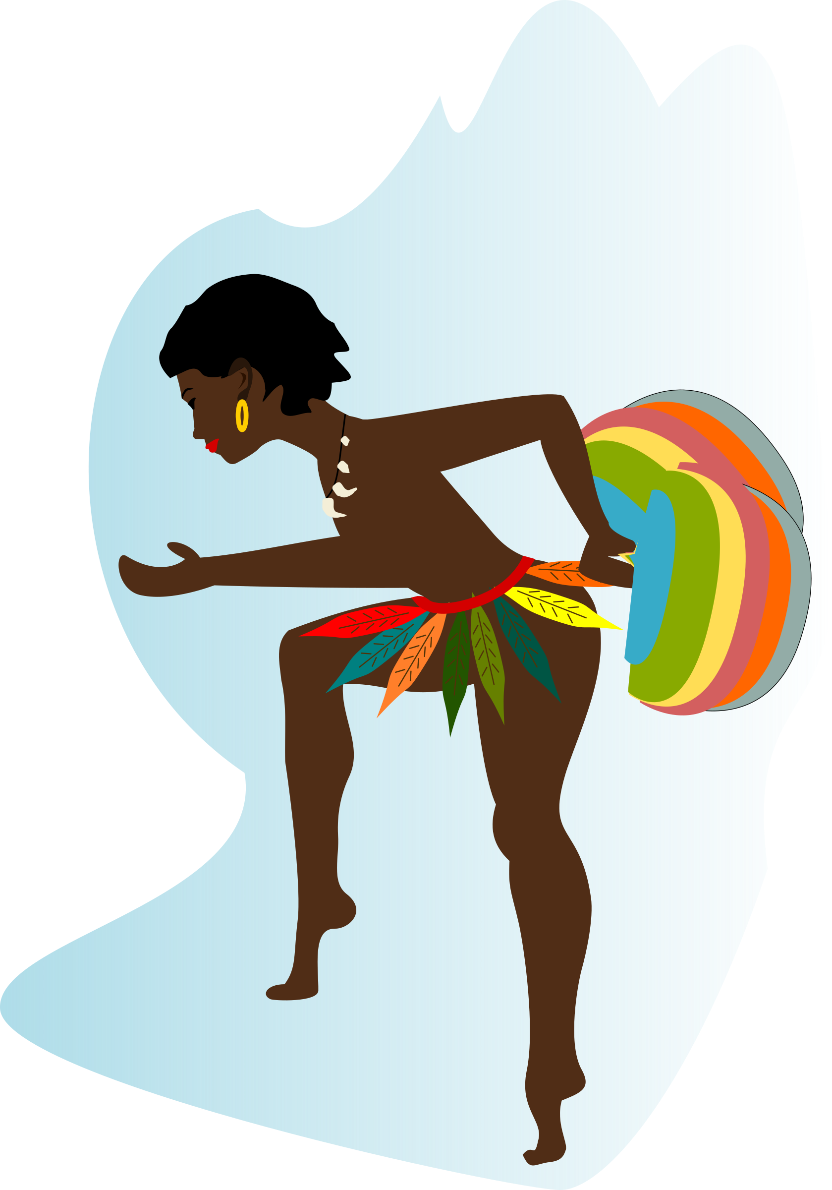 african dancer by OlKu