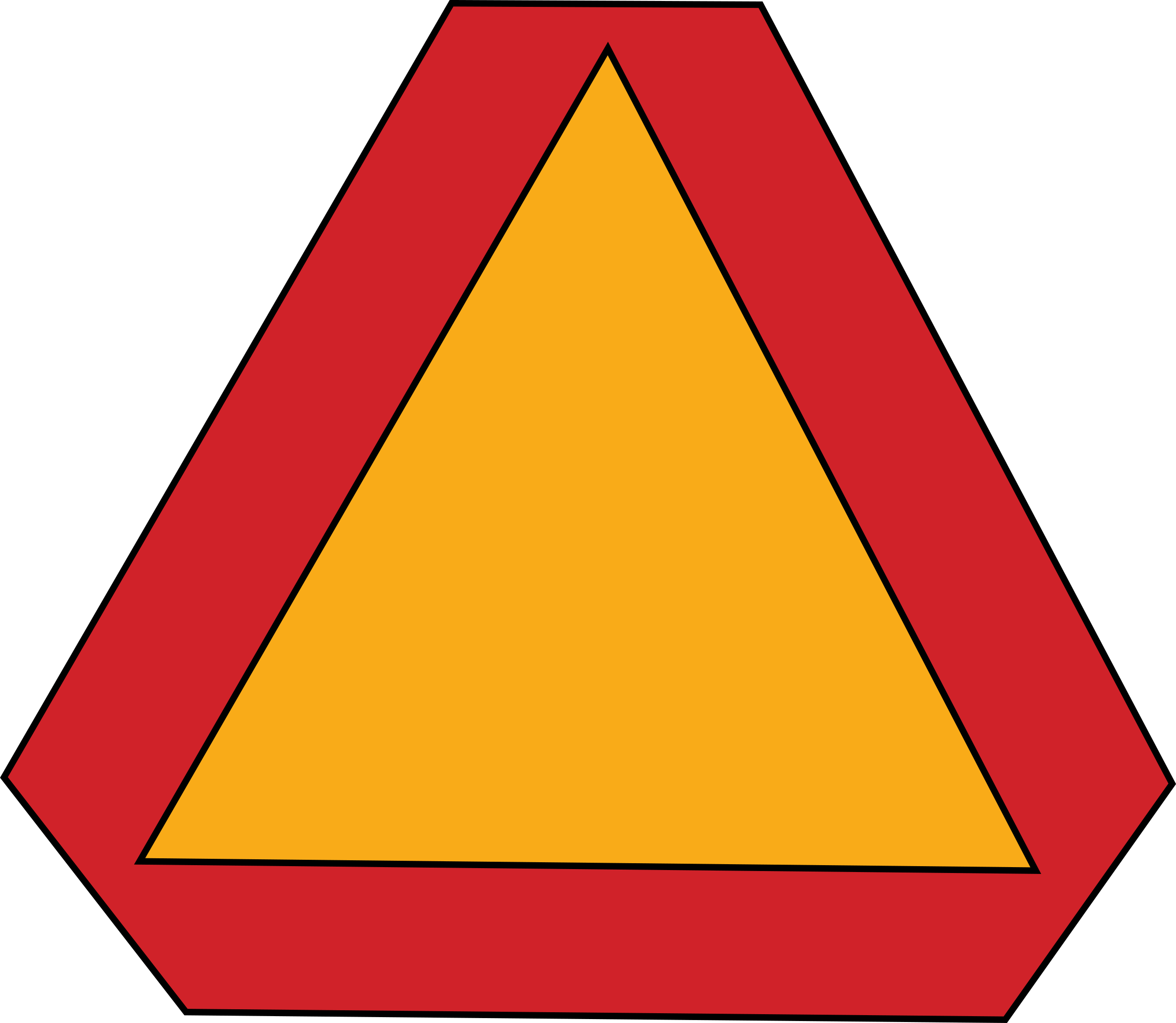 Slow moving vehicle sign by Rfc1394