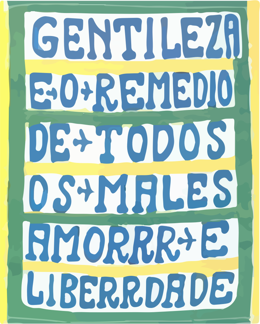 Gentileza-wall writing-03 by Karolus_BR