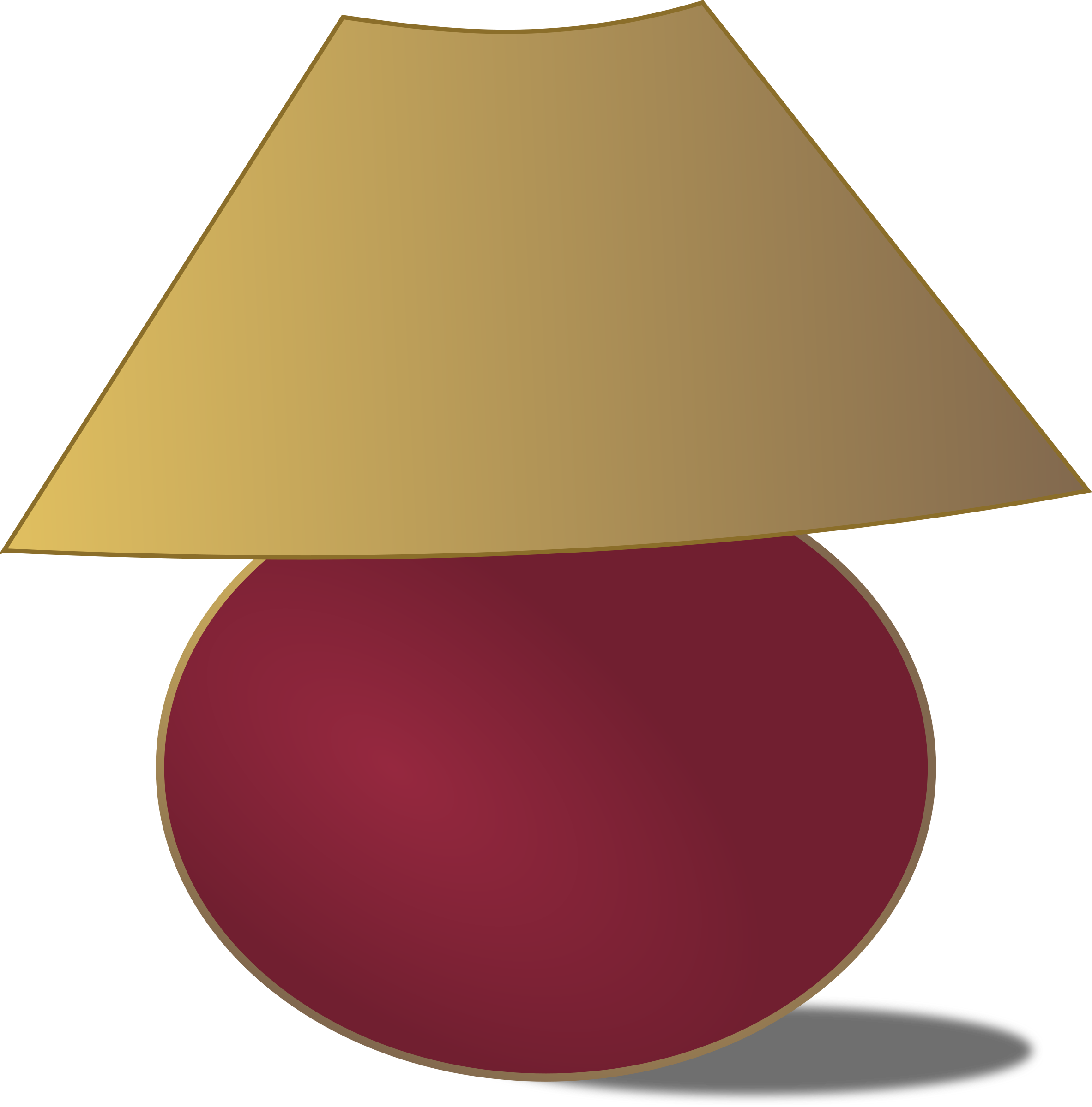 Lamp by Tedel