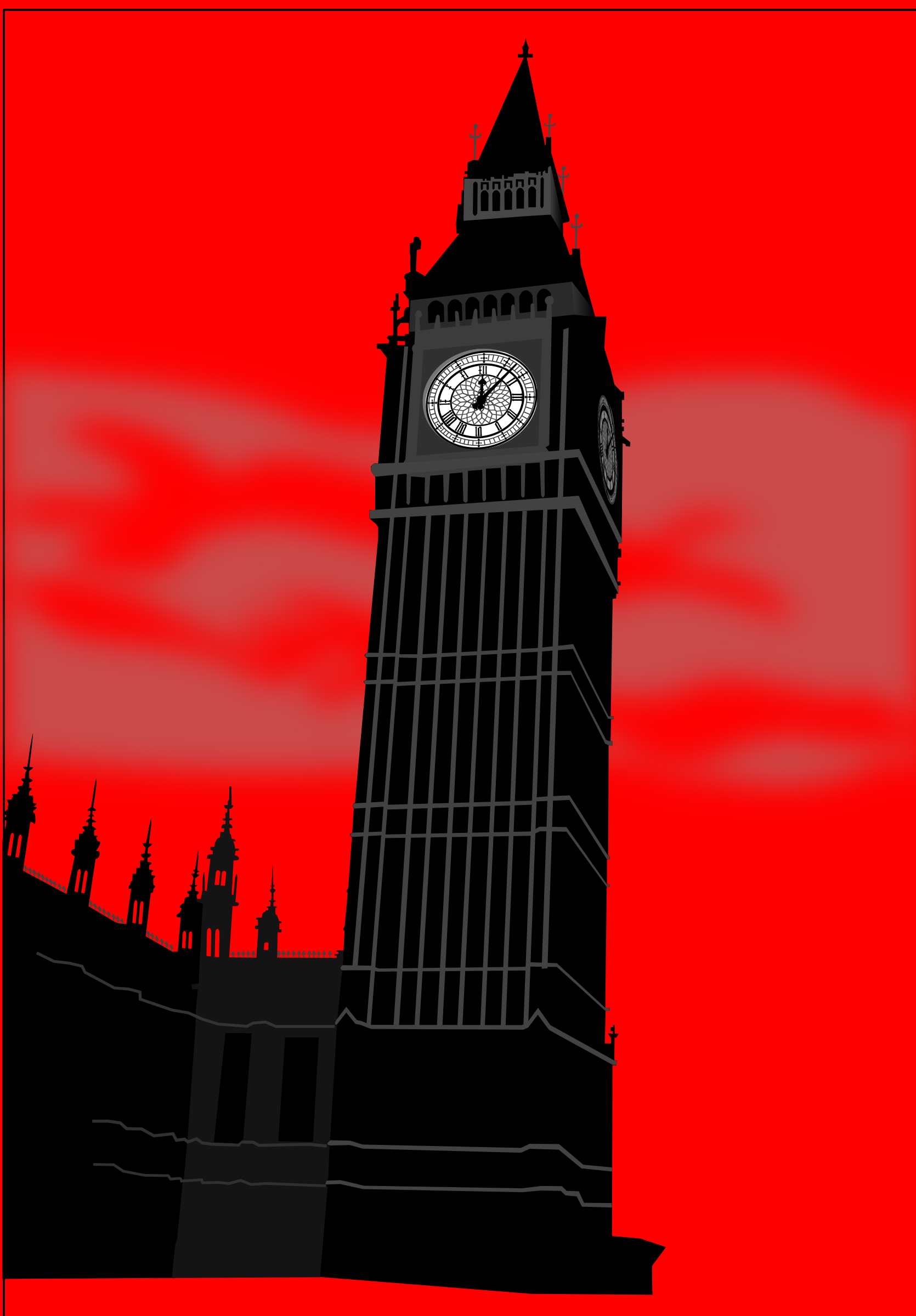Big Ben by frankes