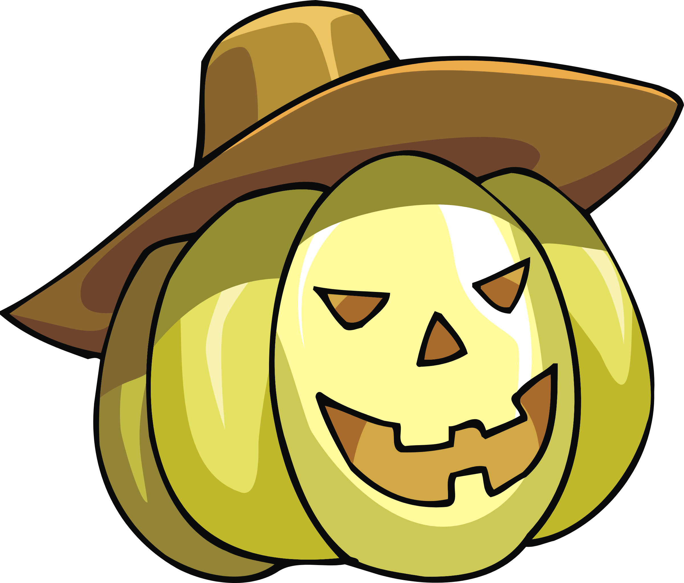 pumpkin head by sammo241