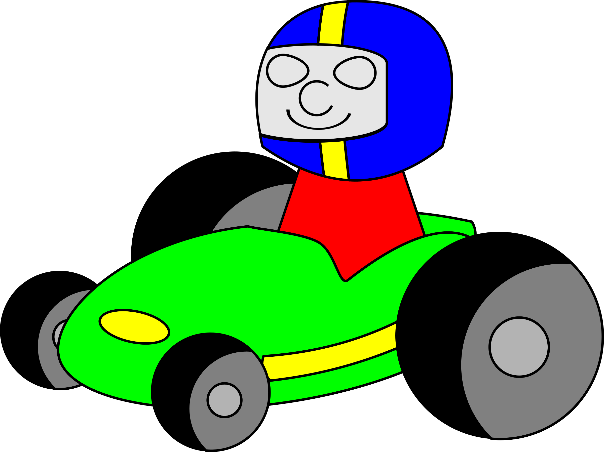 goKart by TomBrough