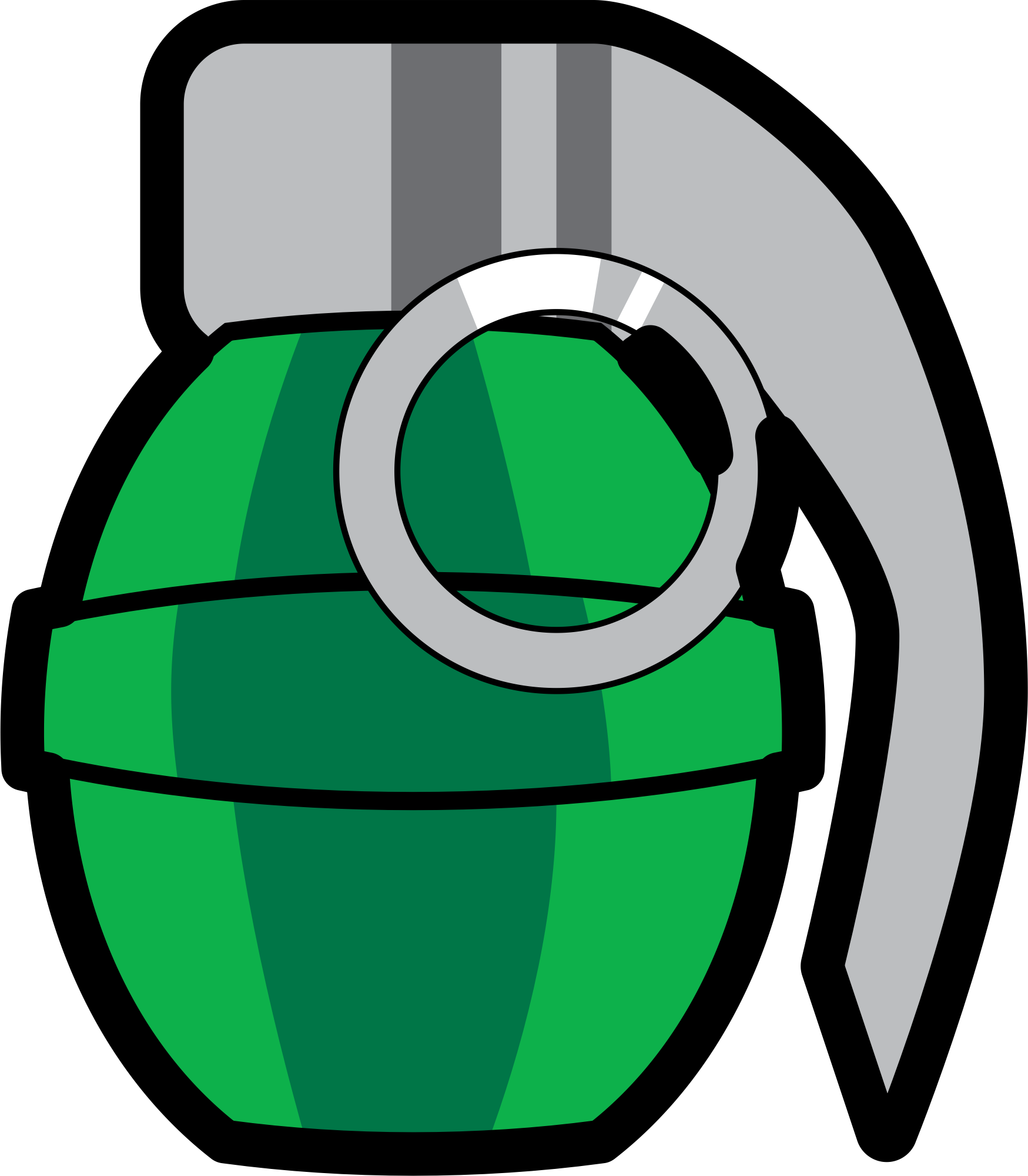 Grenade by jamiely