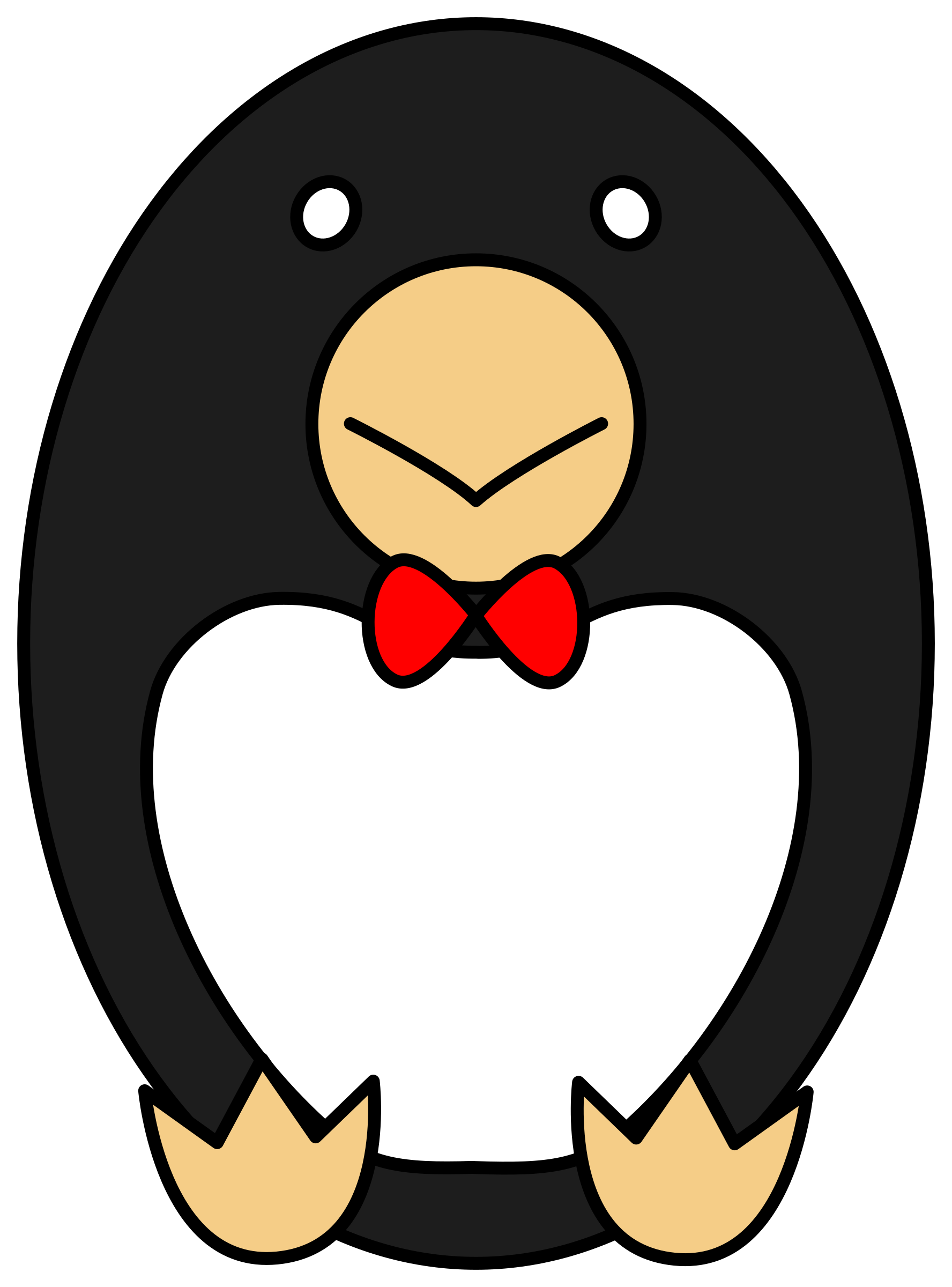 ranze penguin by Fabuio