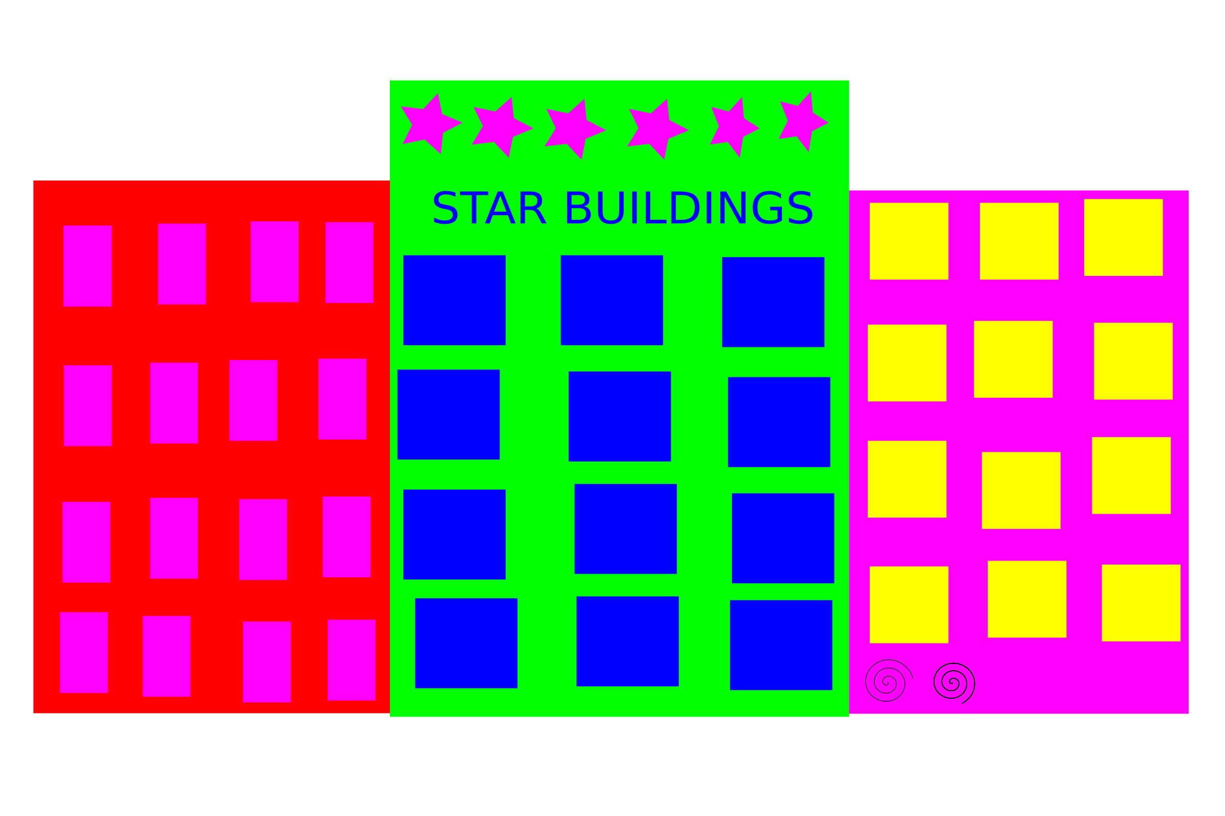 star buildings by zphsvaddeswaram1