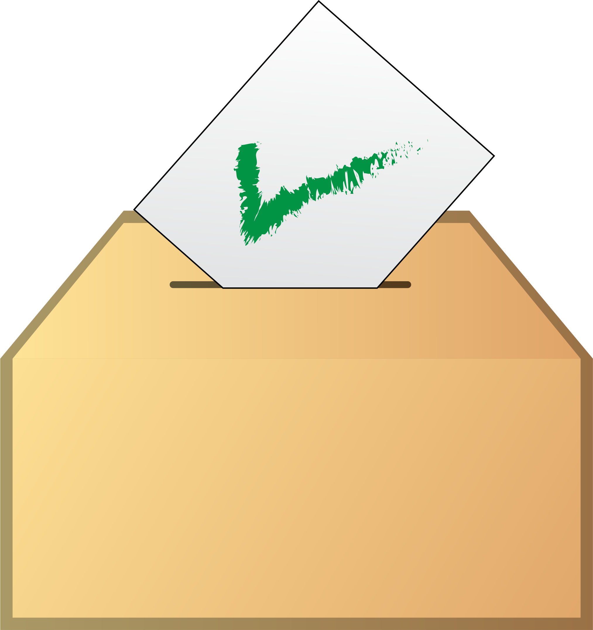 Vote yes icon by jhnri4