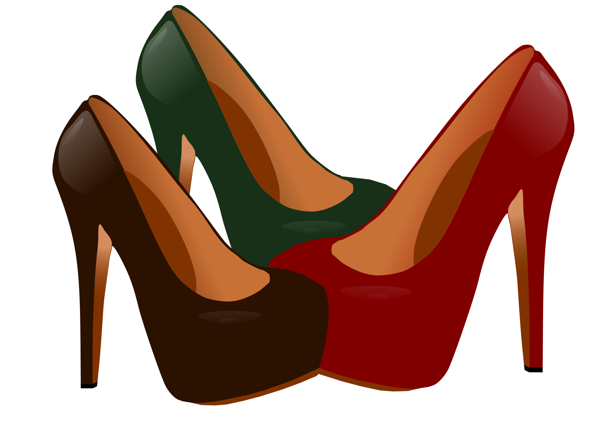 Women Heels by egertonxx