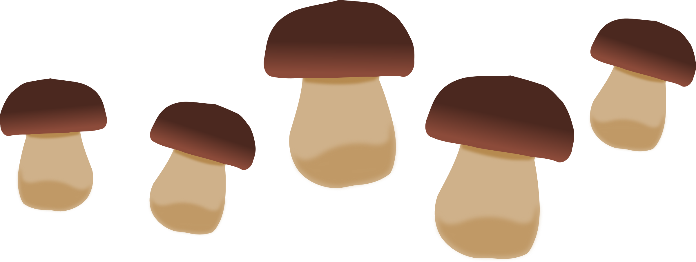 Mushrooms 3 by opk