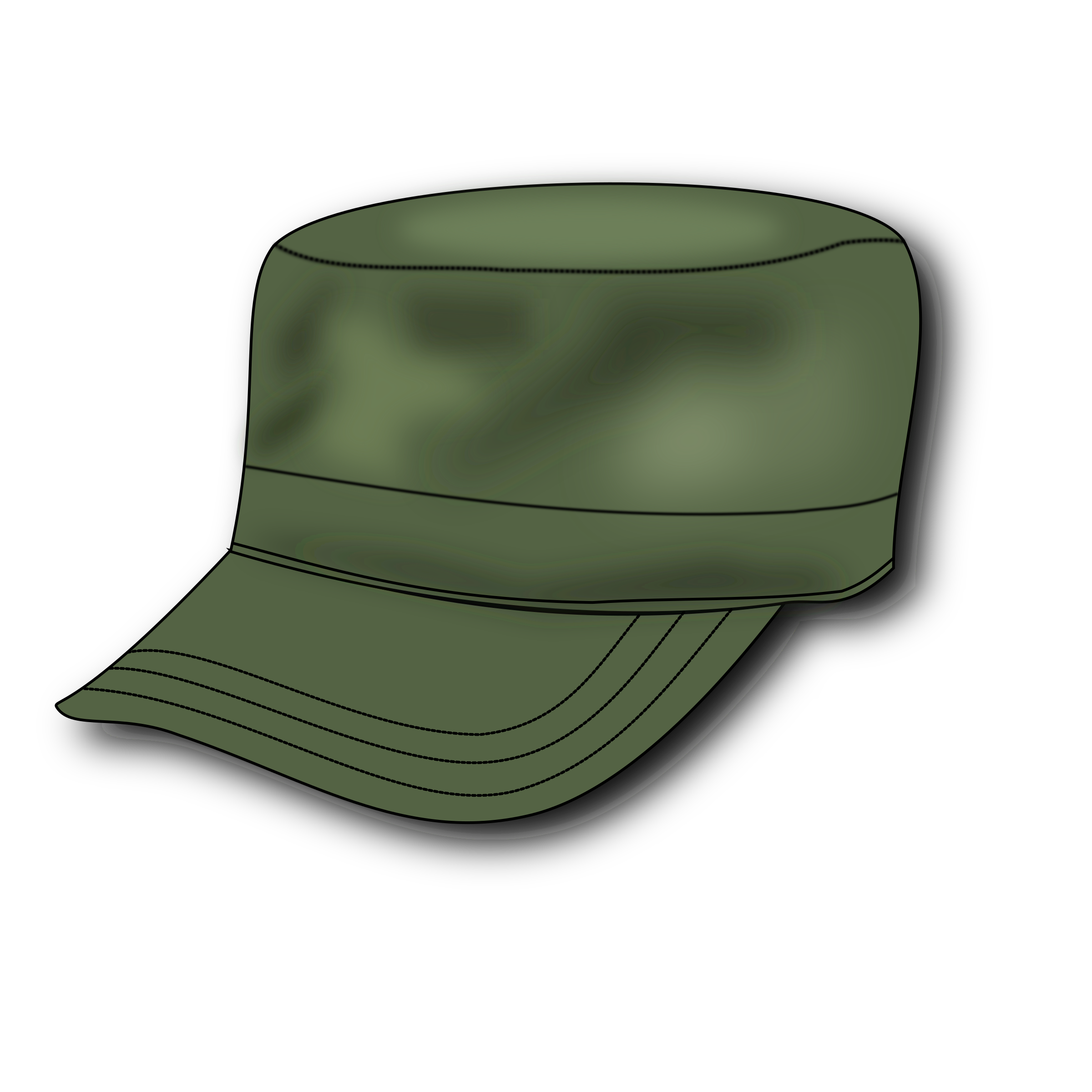 Army hat by mola