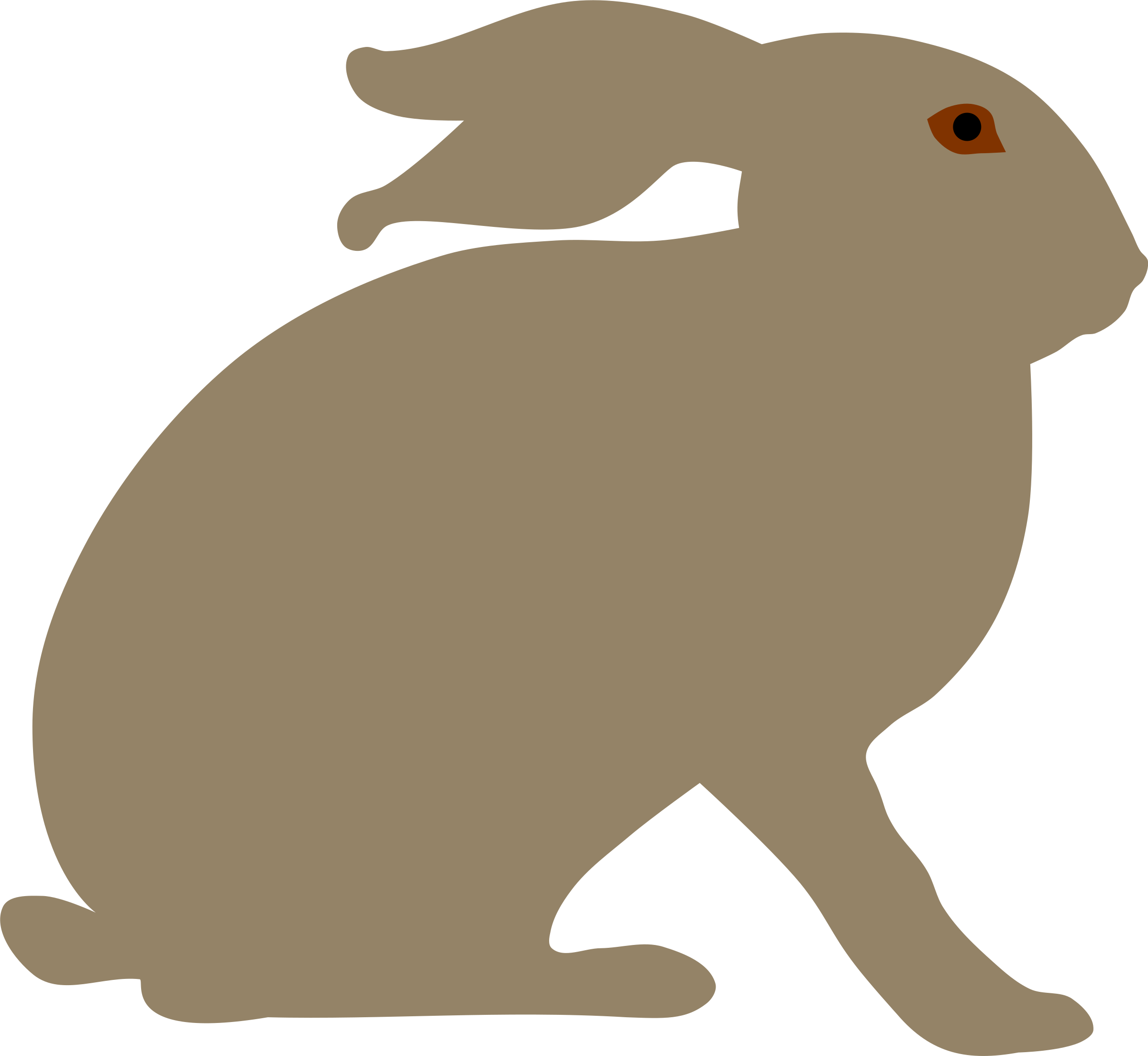 Hare by Rones by rones