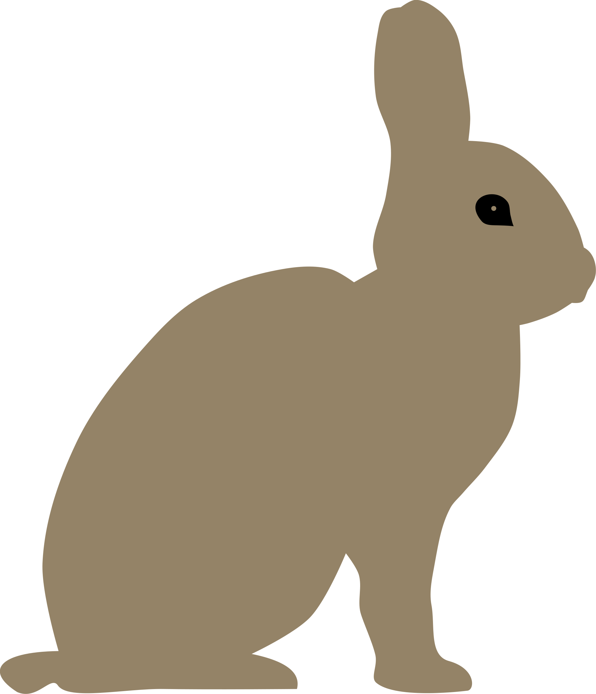 Rabbit by Rones by rones