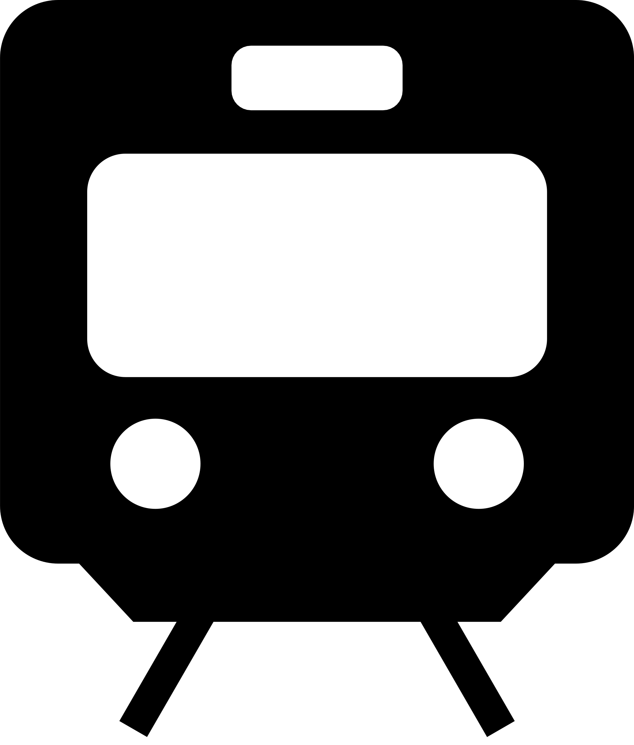 Train Pictogram by libberry