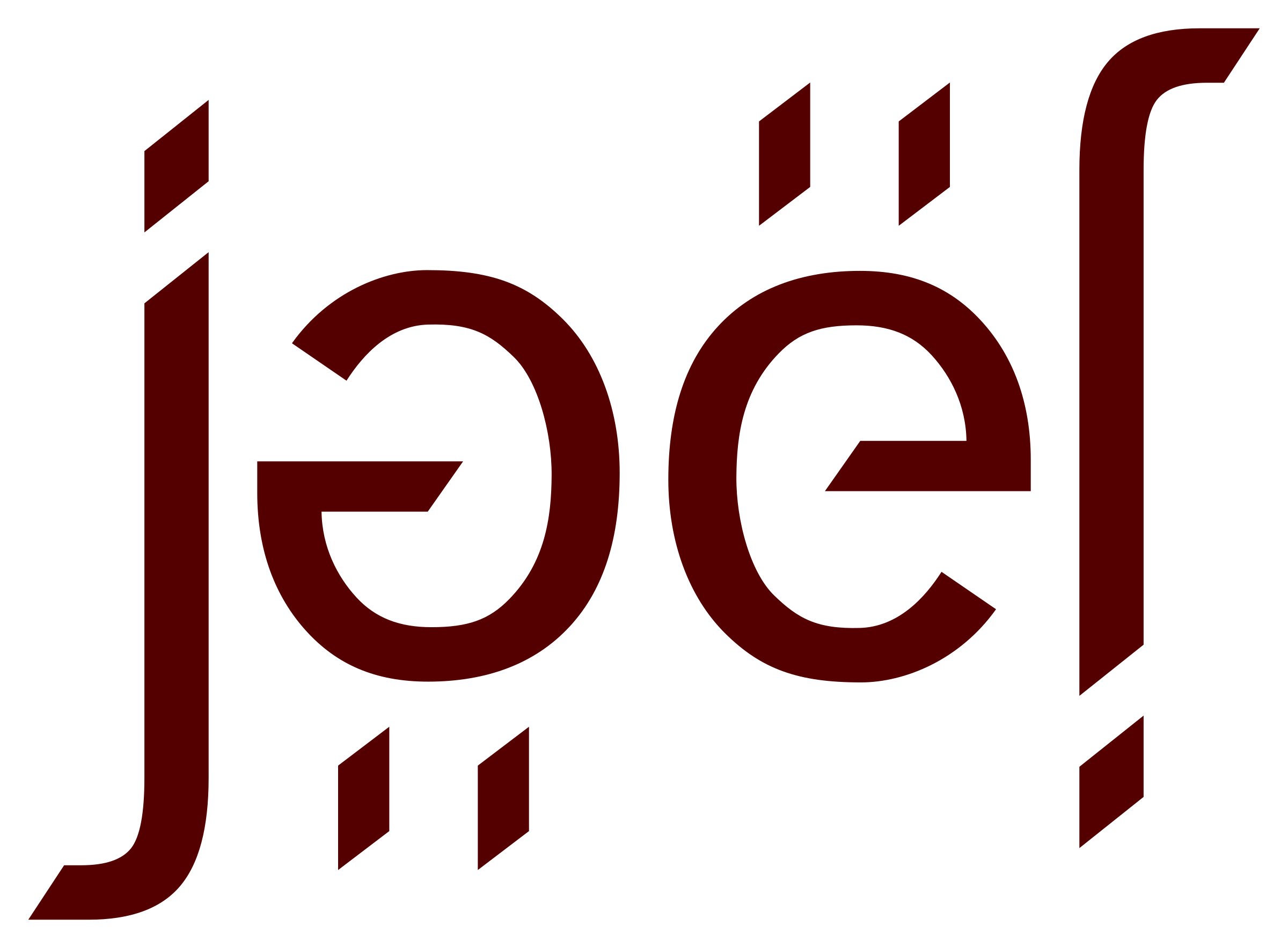 Ambigramme Joël by Valgor