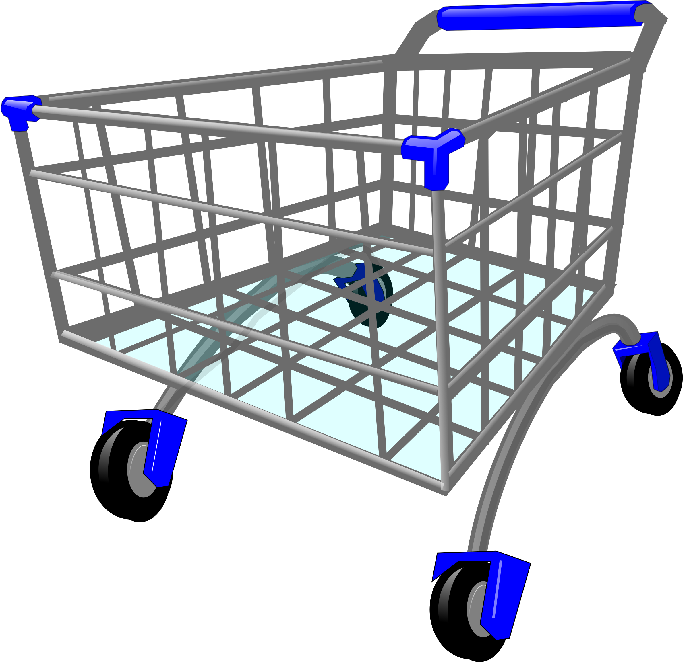Shopping Cart by AMProSoftDesign
