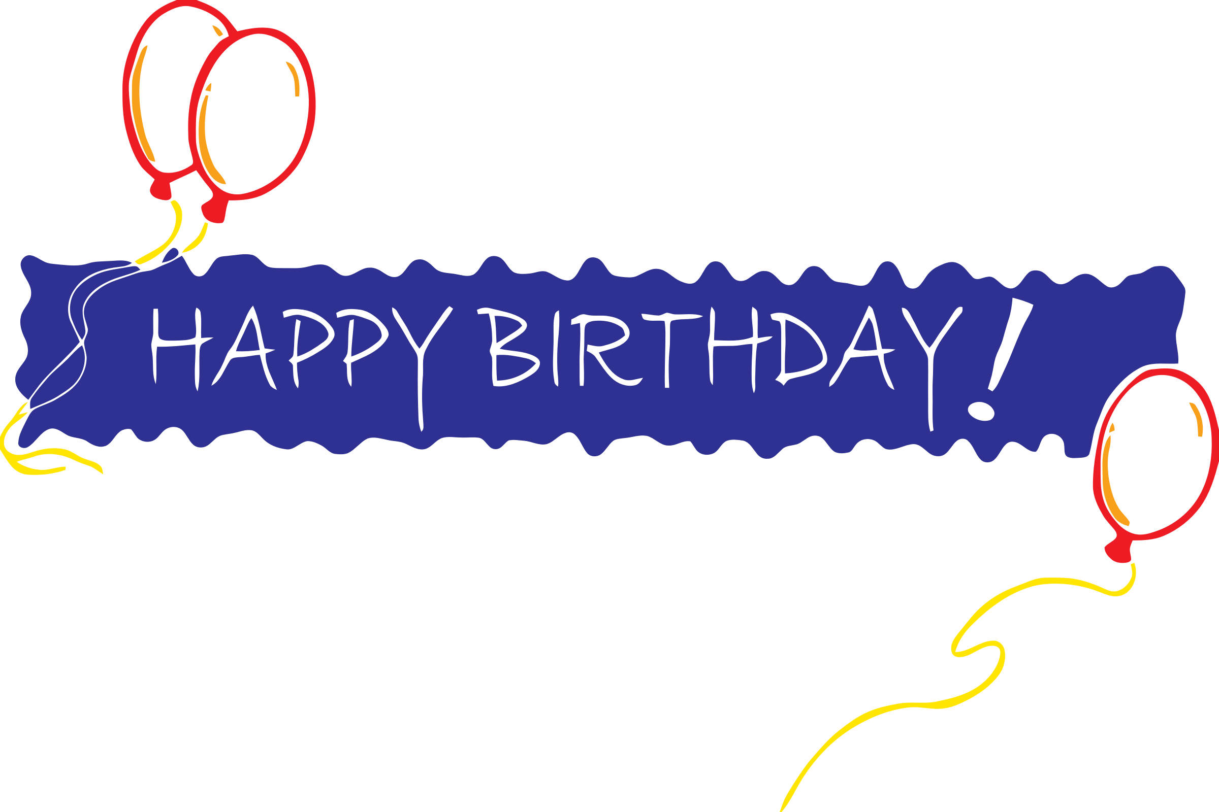 big image  png birthday banner clipart free 50th birthday banner clipart