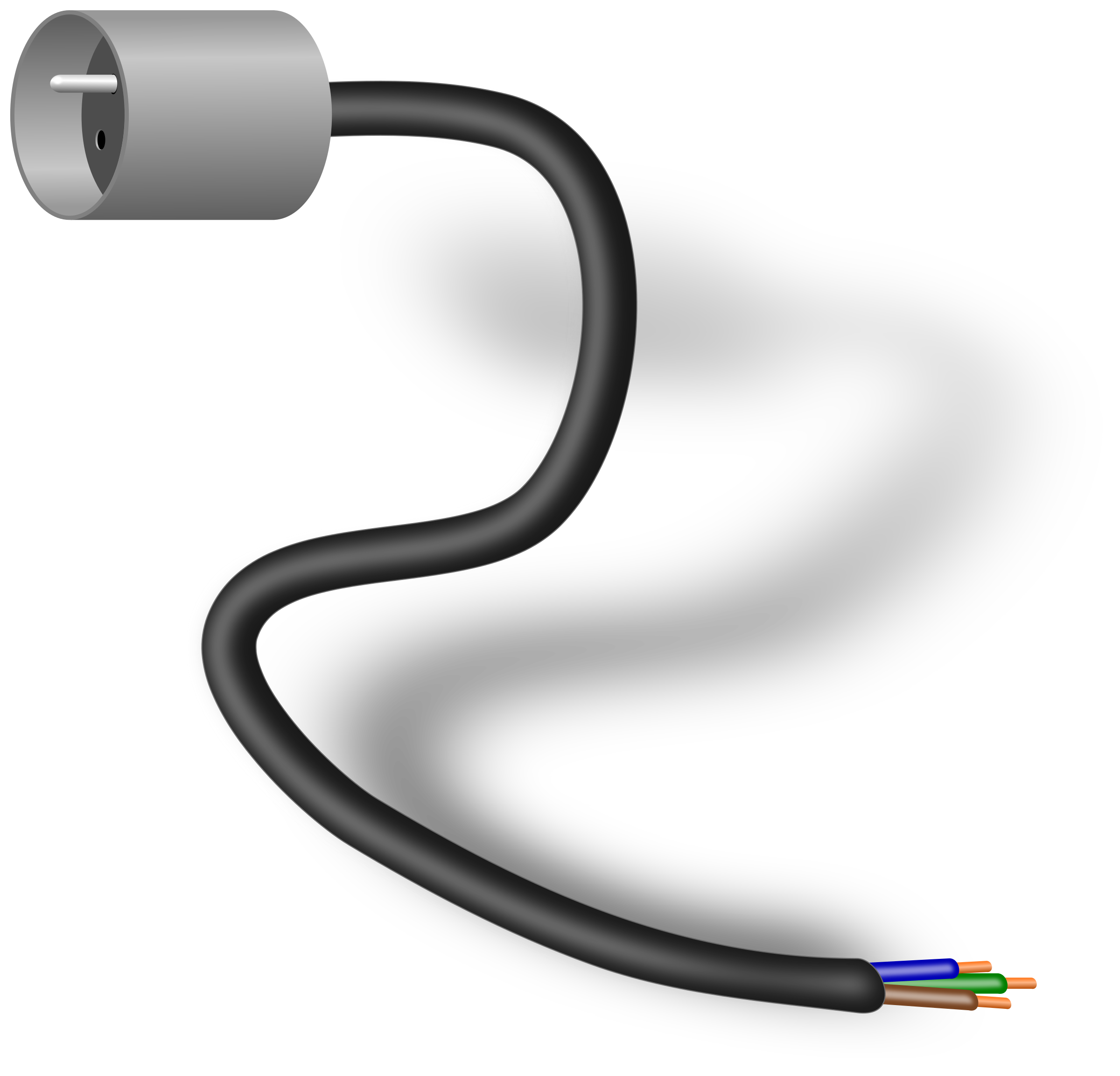 cable with connector by jarda